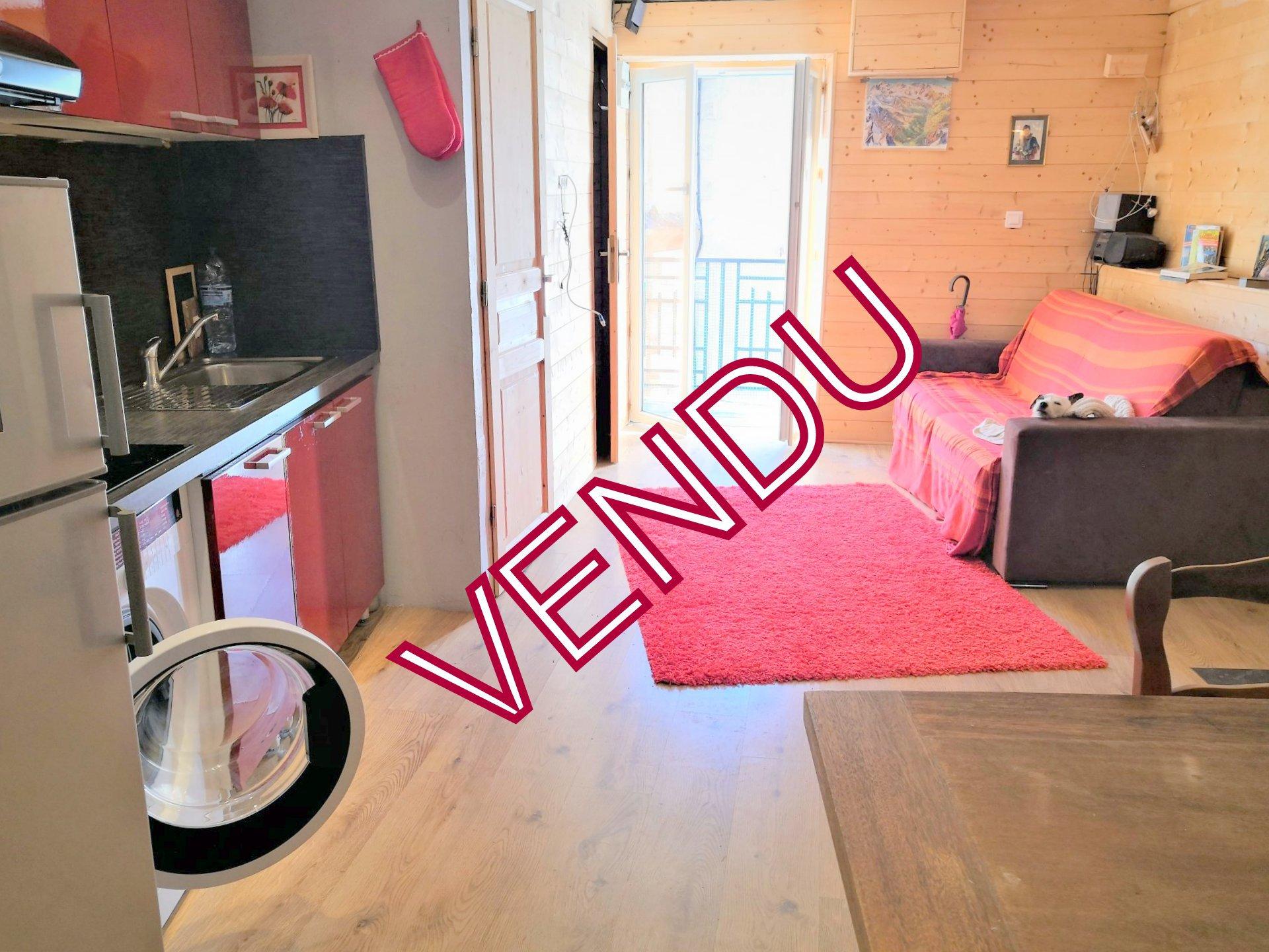 Sale Studio - Saint-Martin-Vésubie