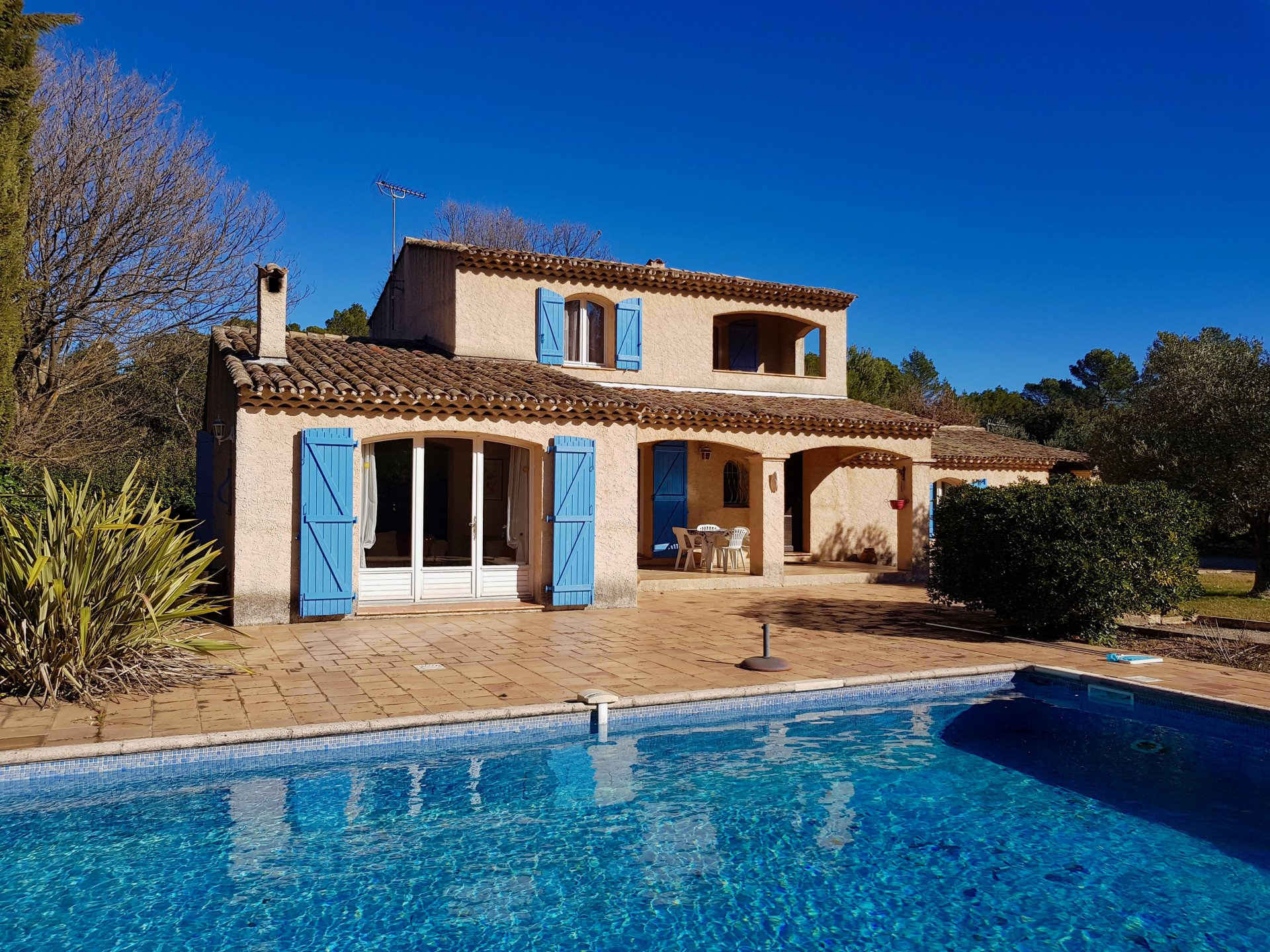 Nice Provencale house in Lorgues