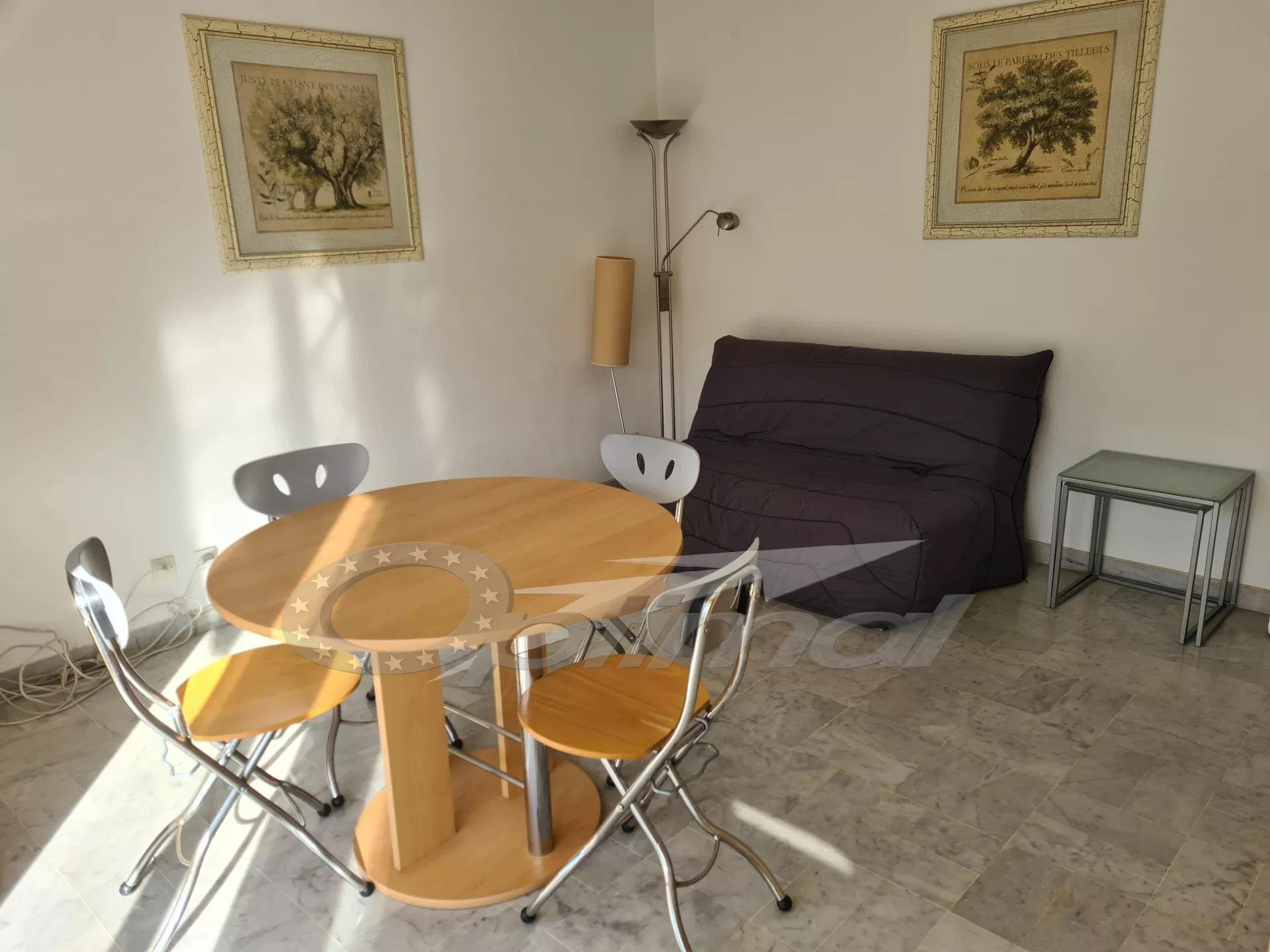 Location Studio - Roquebrune-Cap-Martin