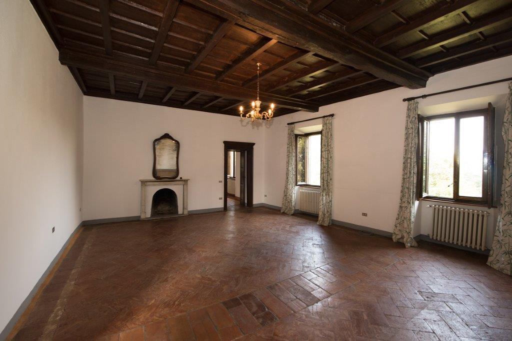 Prestigious property for sale near Varese - large salon
