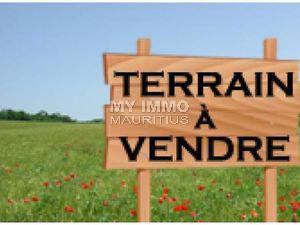 Terrain Grand Baie 3 arpents