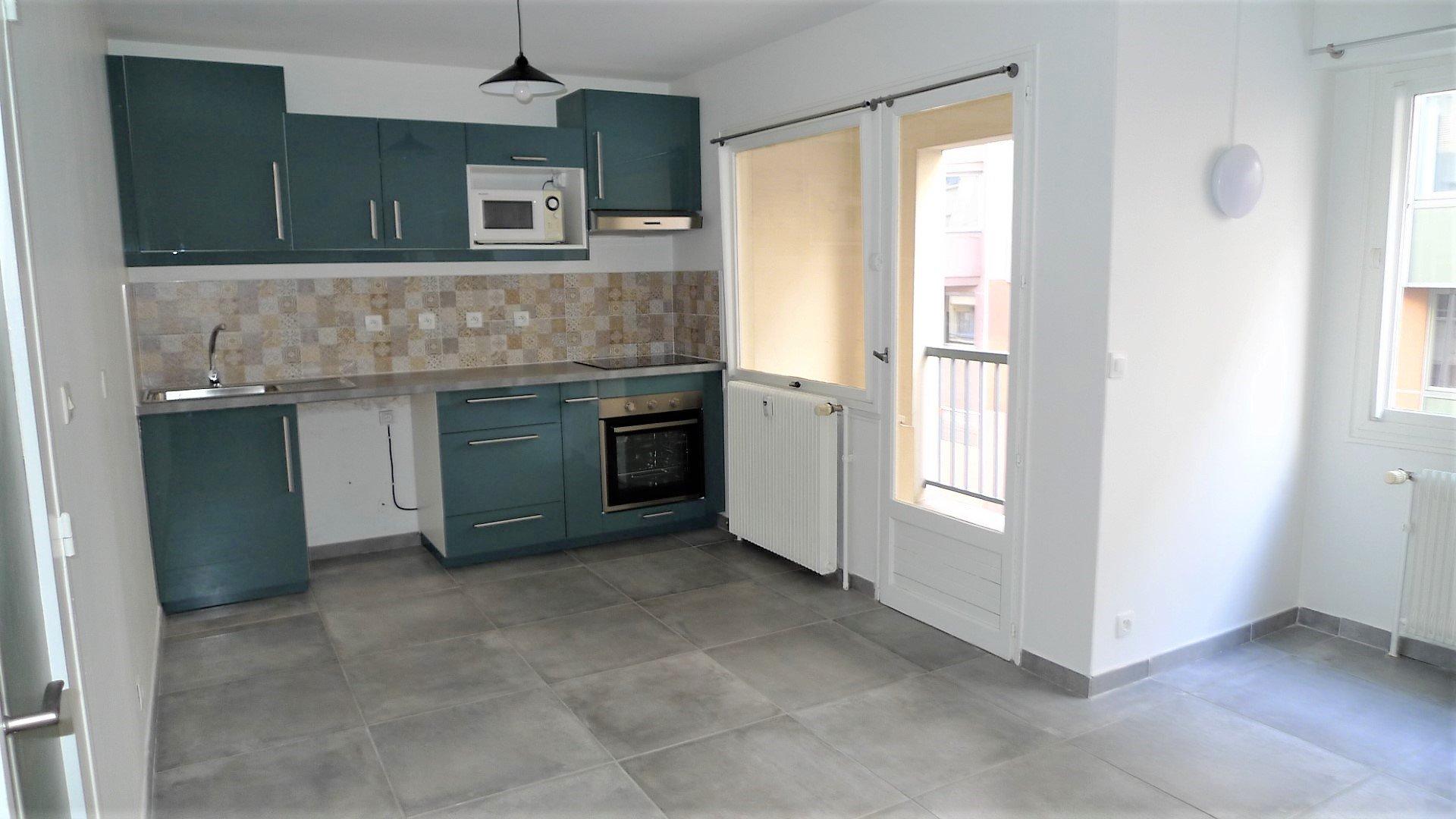 Location Appartement Surface de 41.2 m², 2 pièces, Lyon 3ème (69003)