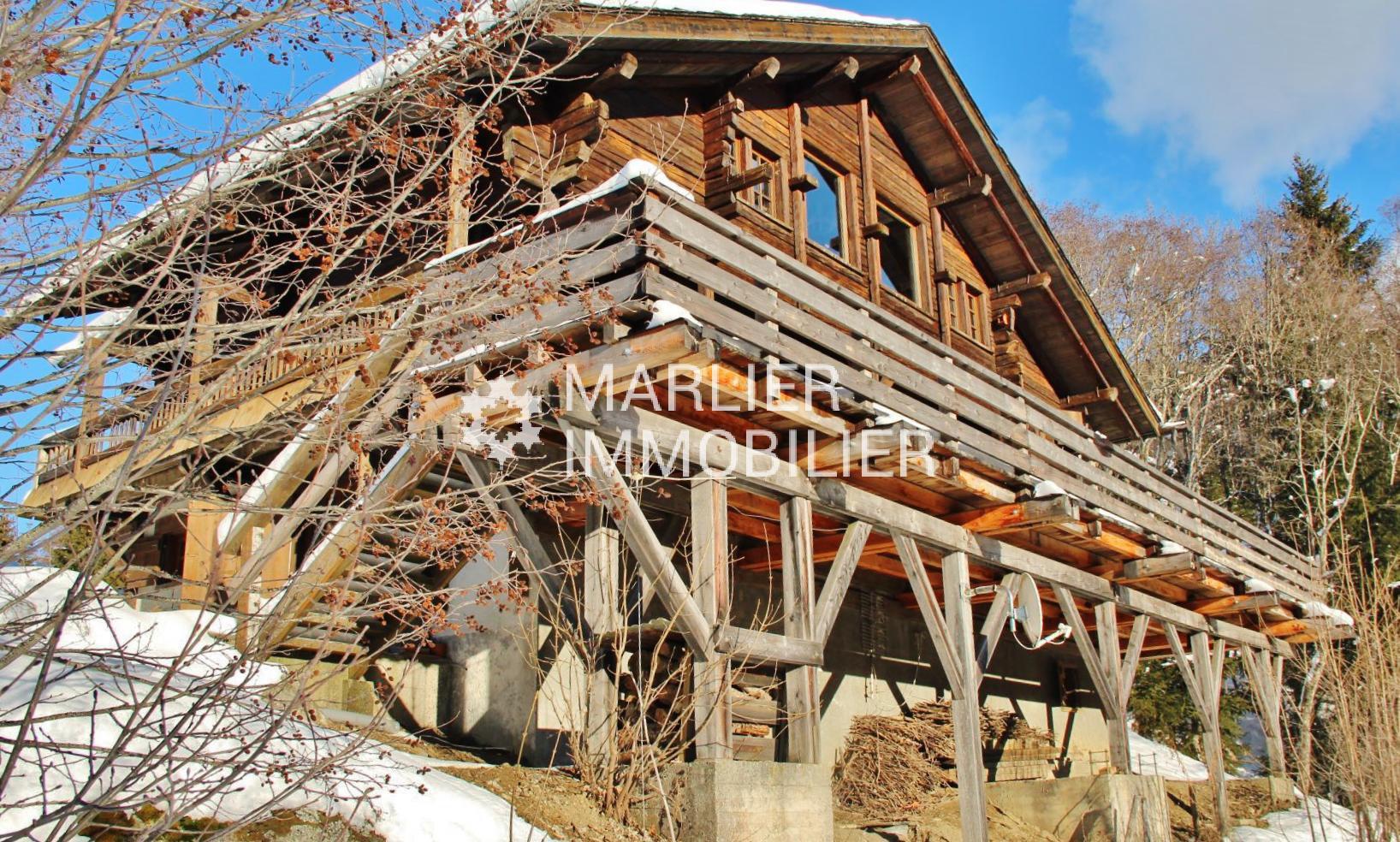Seasonal rental Chalet - Megève Le Planellet