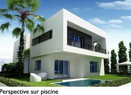 Golf residence villa Aphrodite 30 isolated Boulevard Meninx Tunis Bay