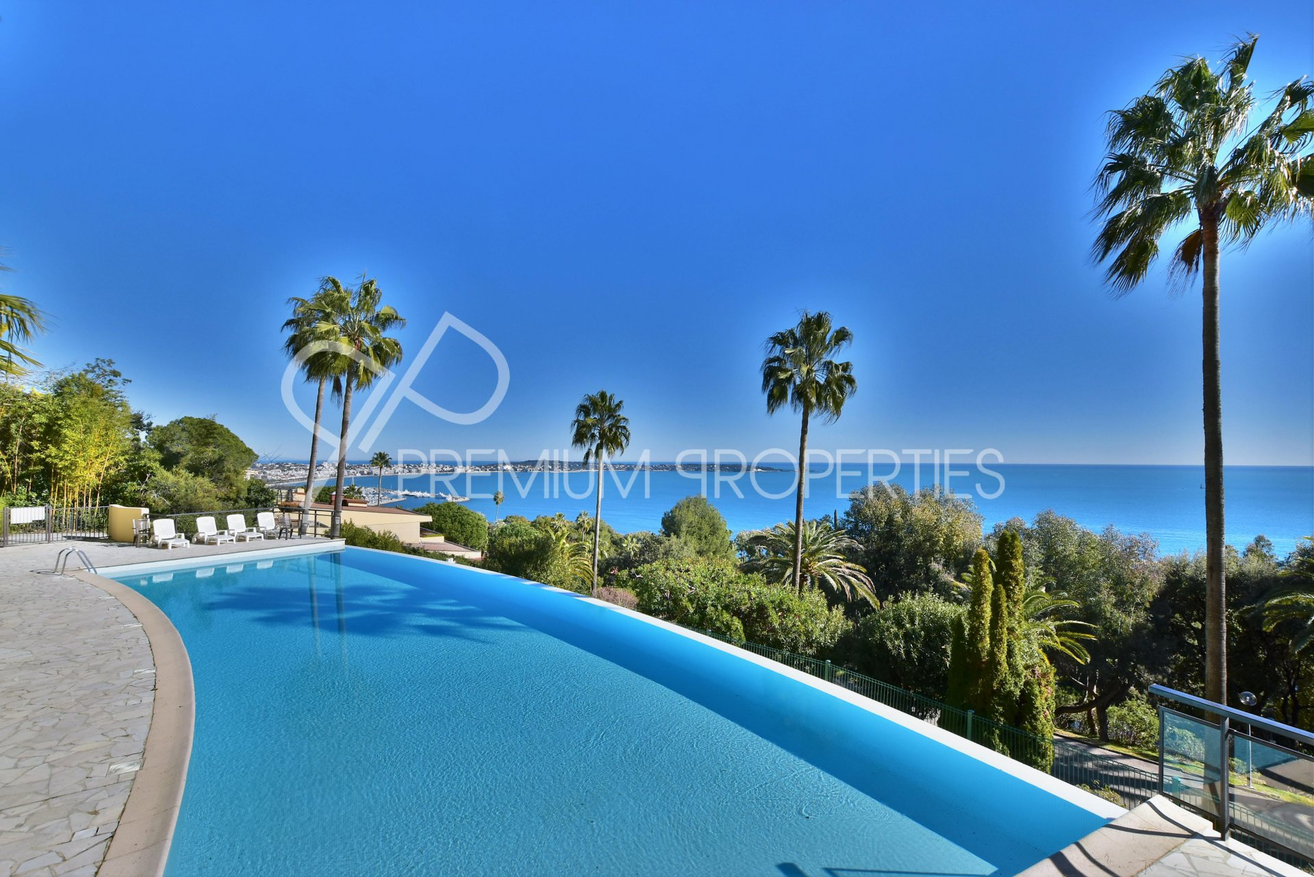 CANNES EDEN -  EXCLUSIVITE - PENTHOUSE D'EXCEPTION