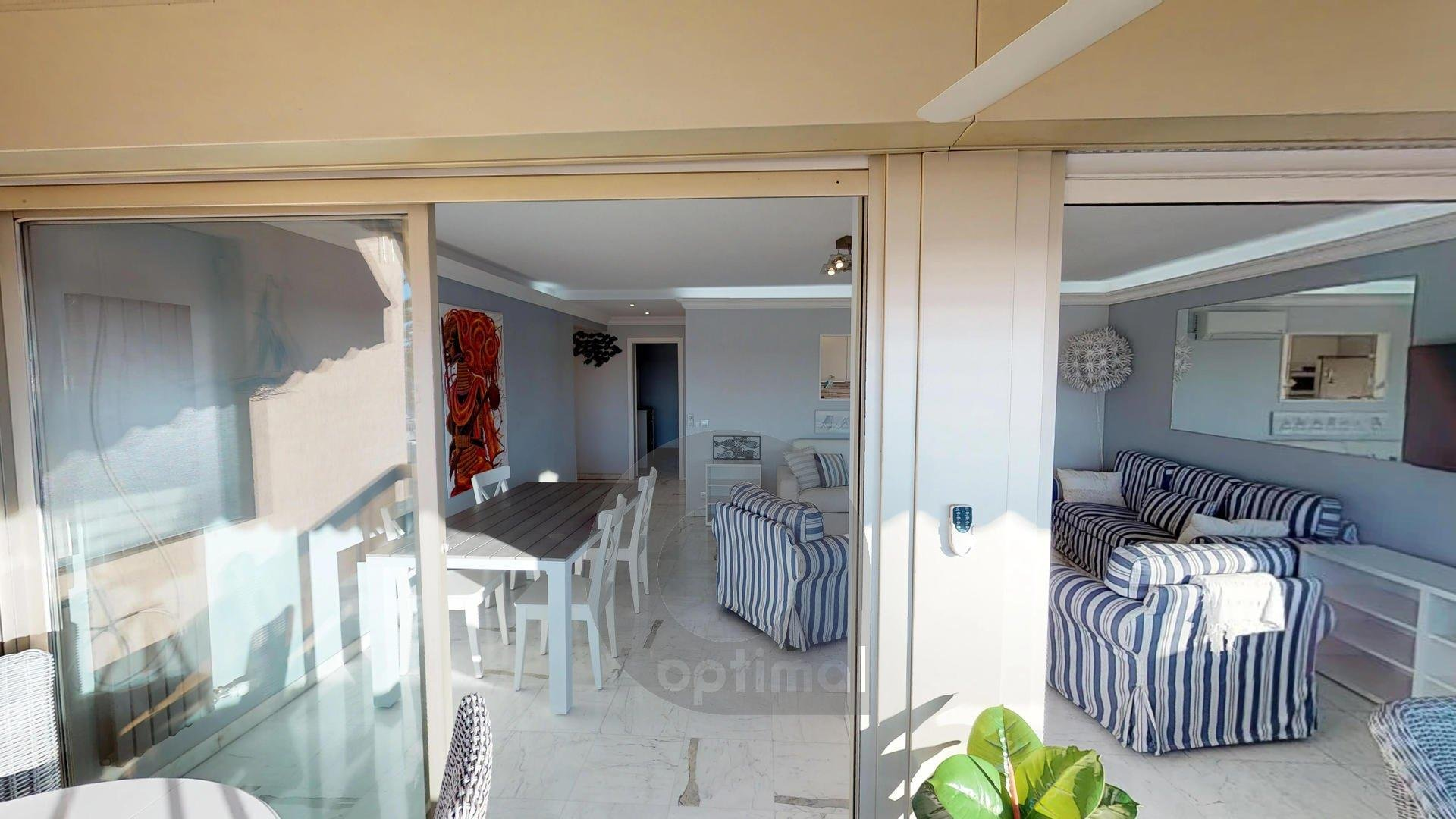 Fantastic facing sea 2rooms with terrace and garage