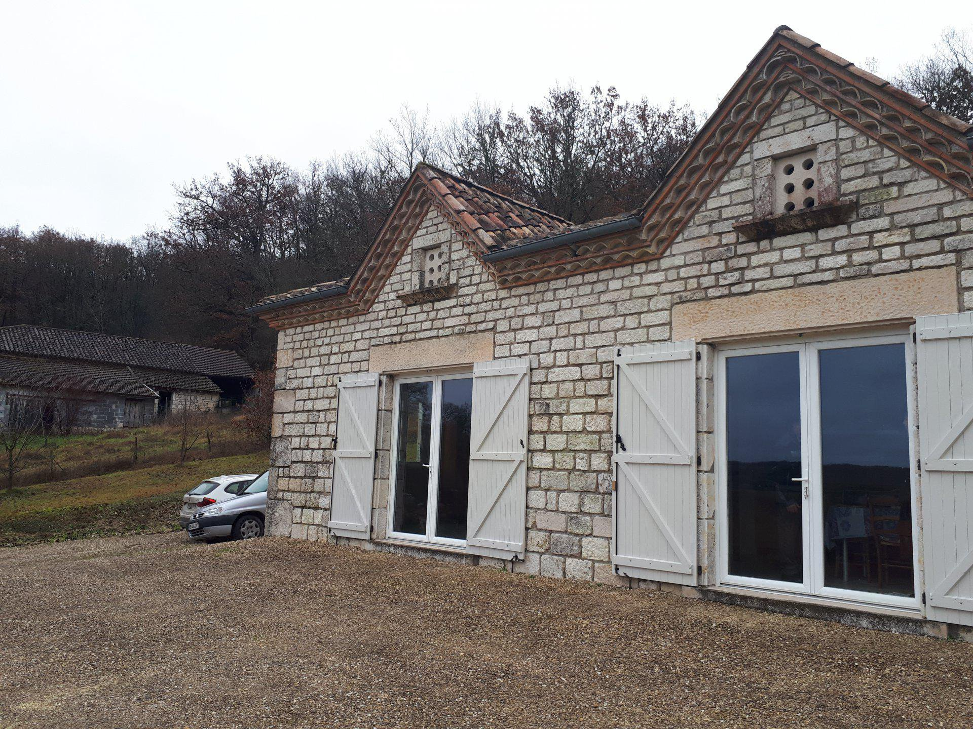 Très belle maison en pierre