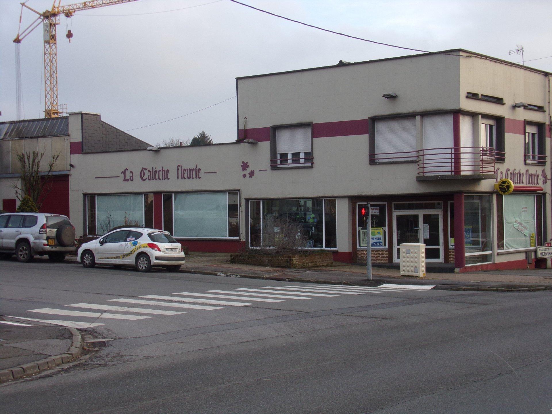 immeuble avec surface commercial
