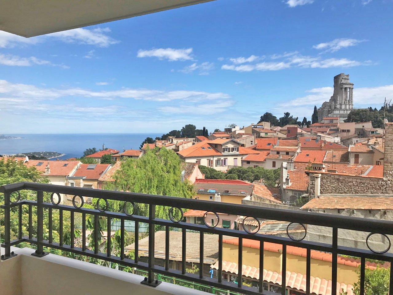 Nouveaux appartements avec vue mer panoramique au cœur de la Turbie proche Monaco