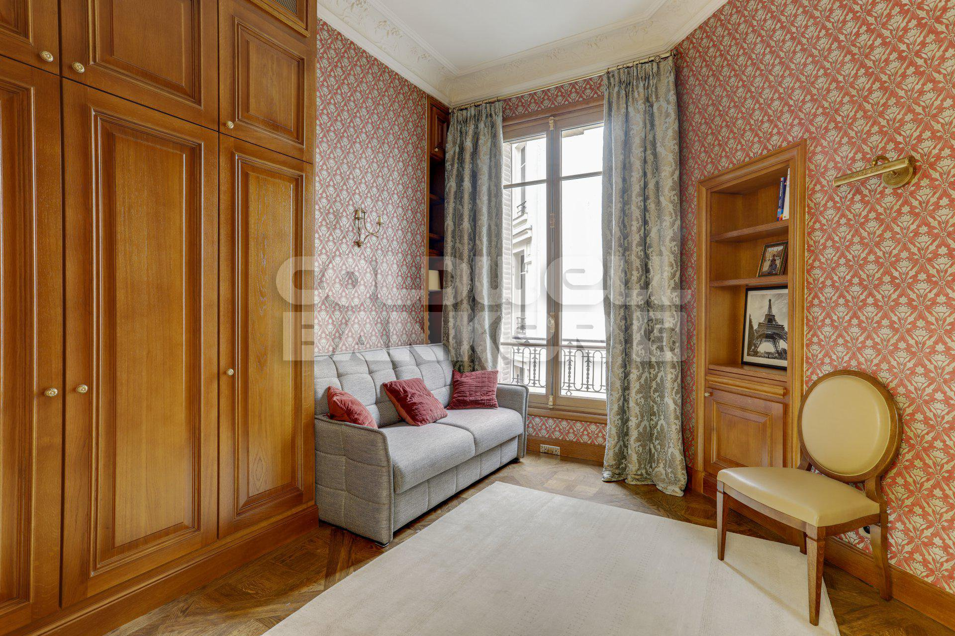 Vente Appartement - Paris 16ème