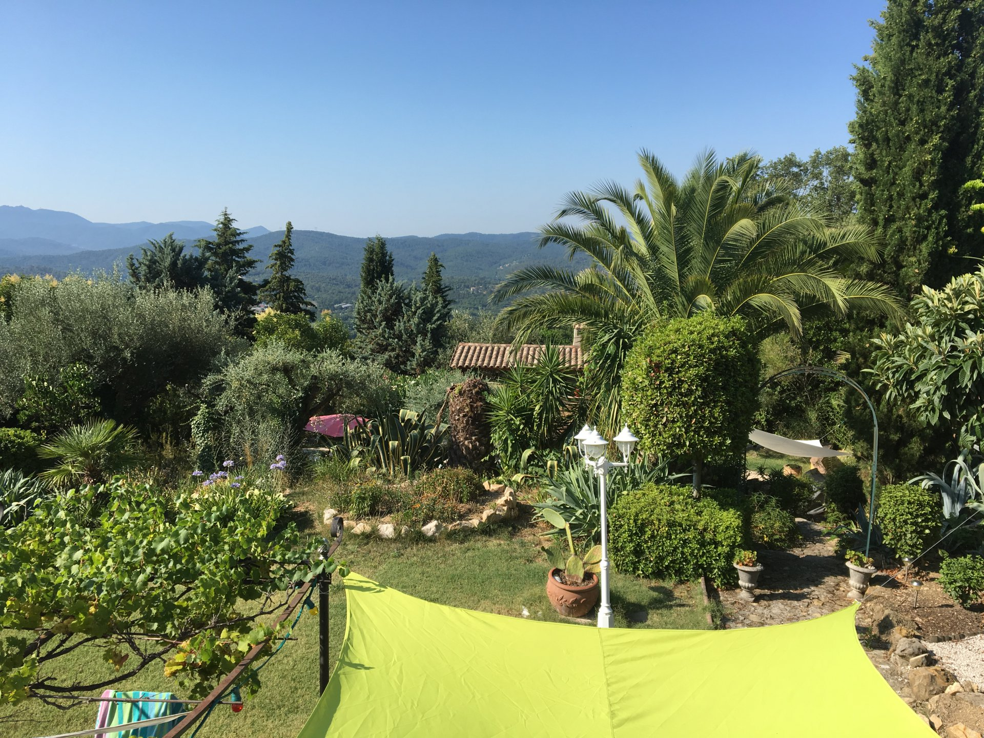 Villa with a view in Montauroux