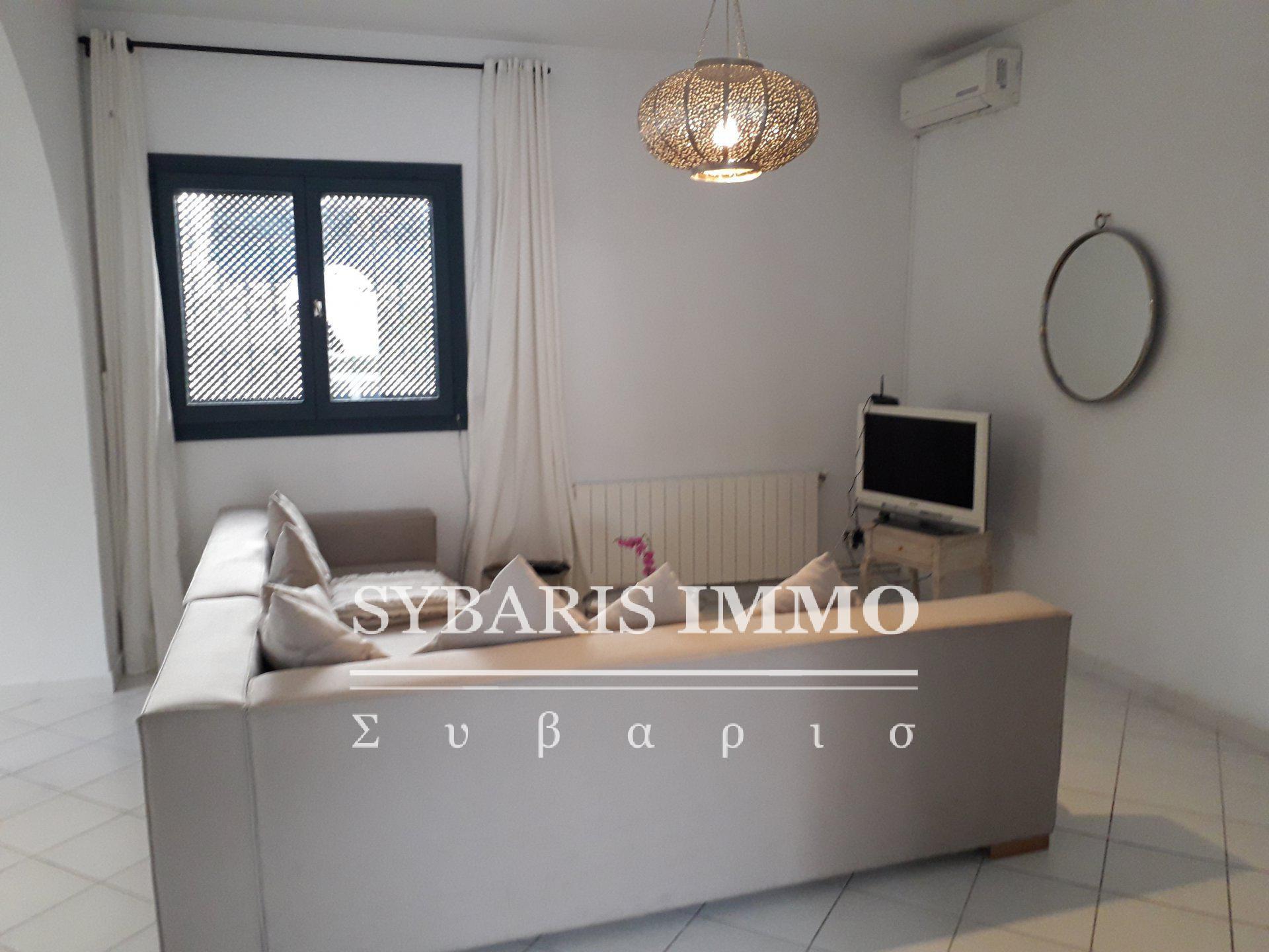 Location duplex meublé