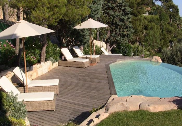 Eze - Amazing villa overlooking the sea