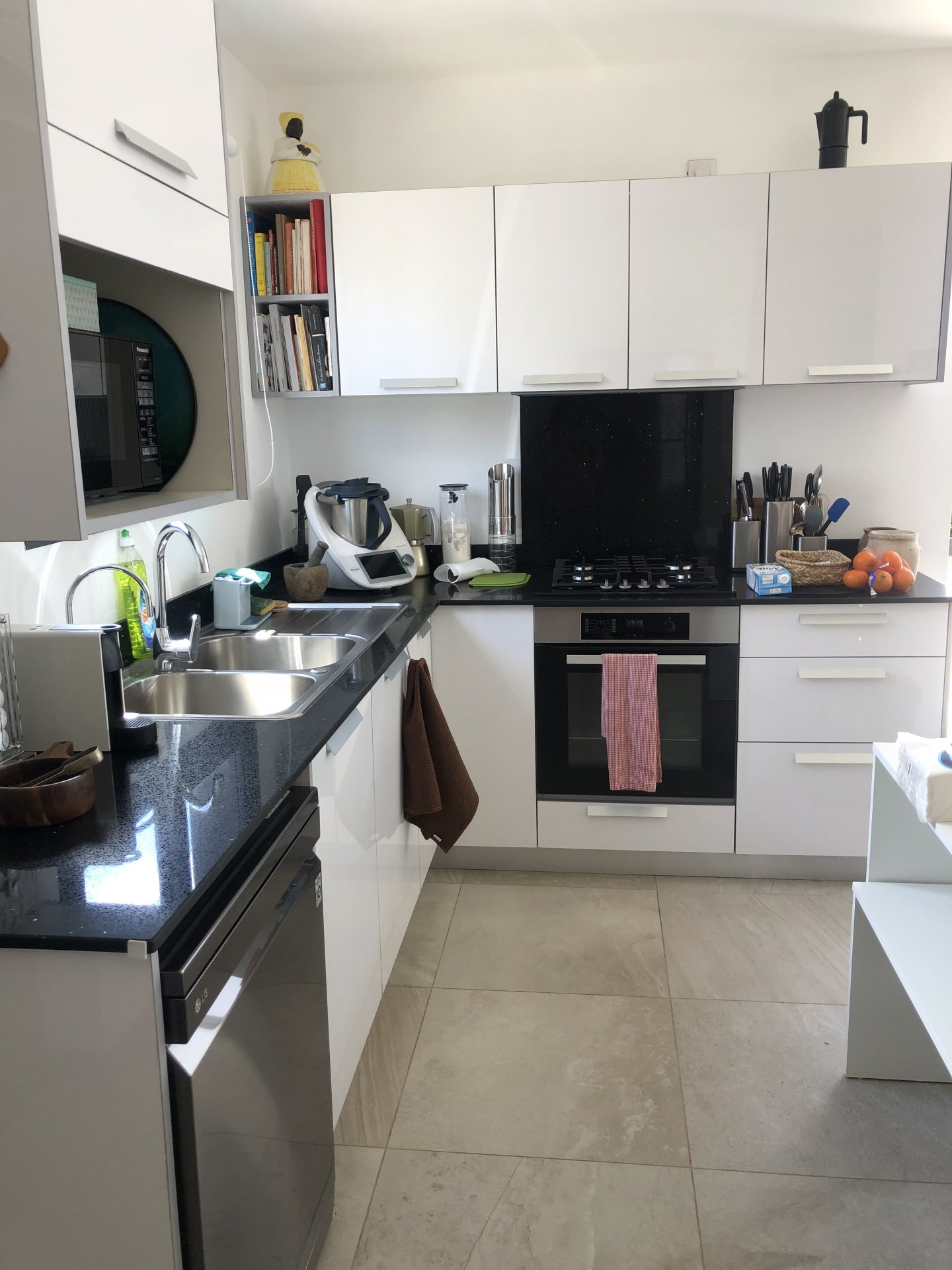 villa moderne dans nouveau quartier