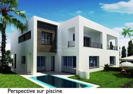 Villa golf Ulysse Hermes 24 Bvd Le Capitole Tunis Bay