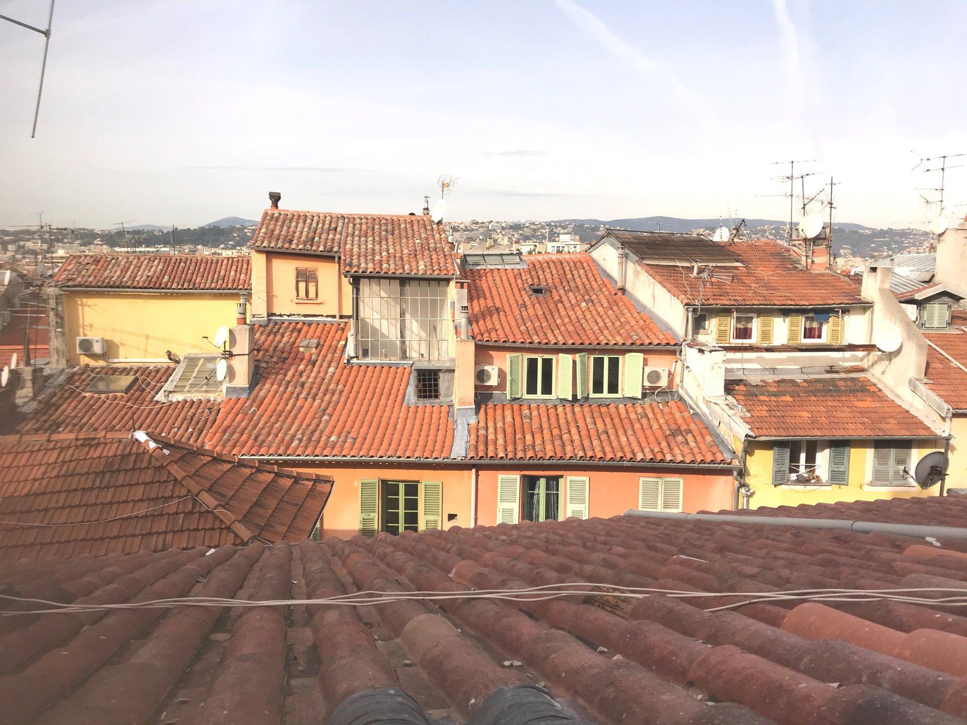 2 pièces - Vieux Nice
