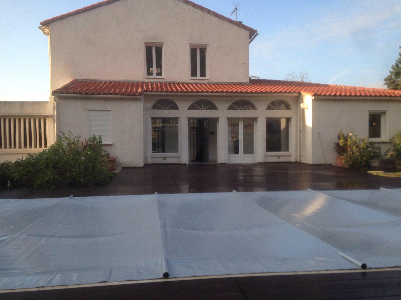 Maison piscine  13380  Plan de Cuques