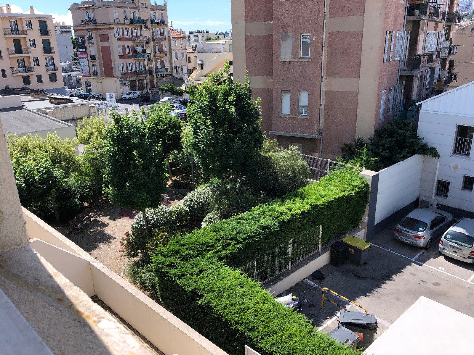 SOUS COMPROMIS Appartement T1  13008  Marseille