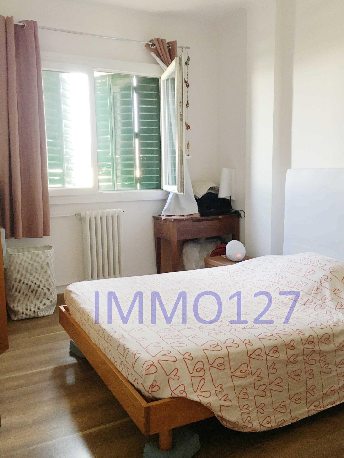 SOUS COMPROMIS Appartement de Type 3/4  St Giniez  13008  Marseille