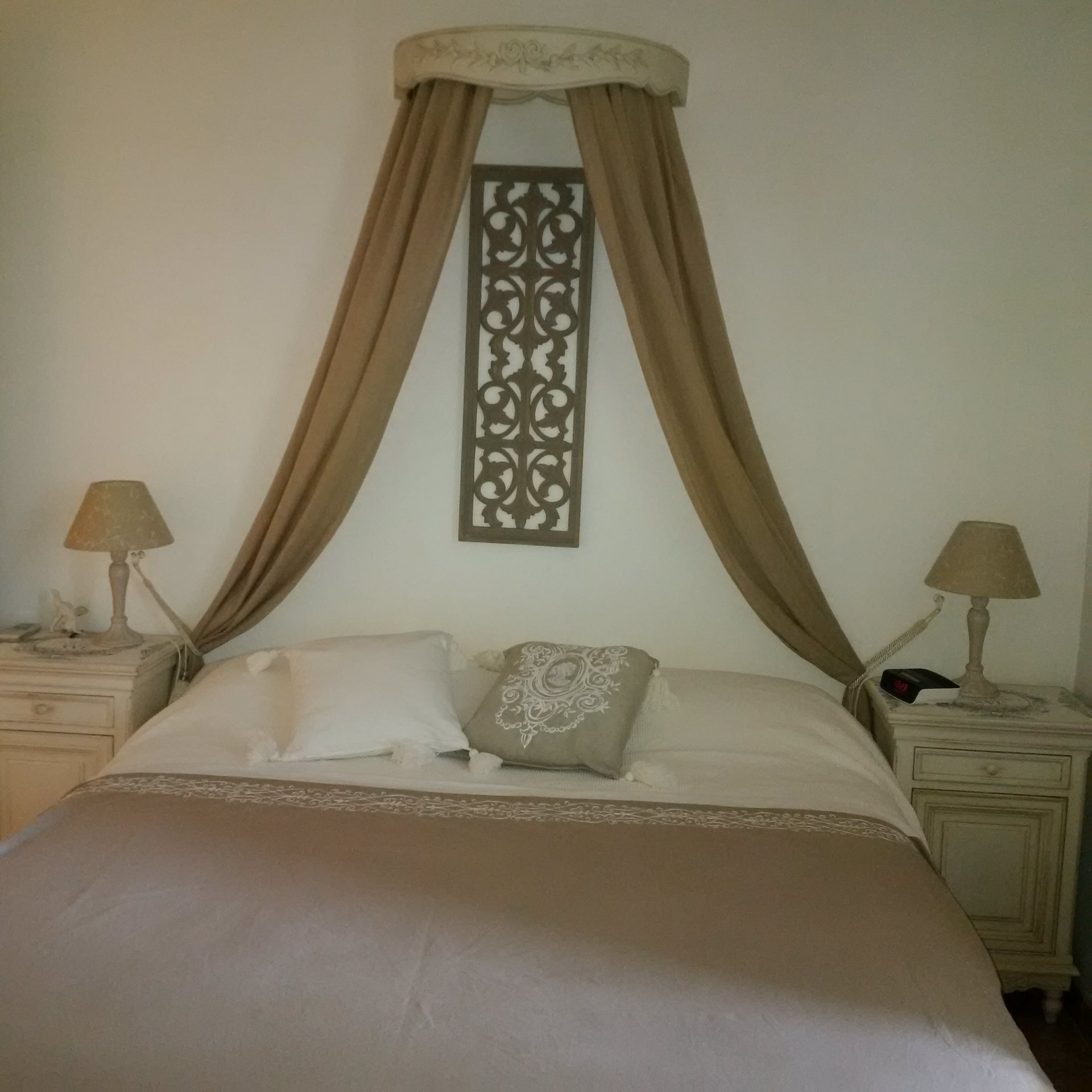 3-комнатная квартира с патио и джакузи