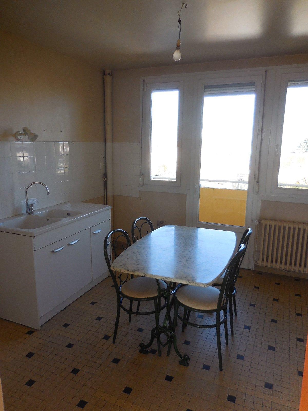 Vente Appartement - Montceau-les-Mines