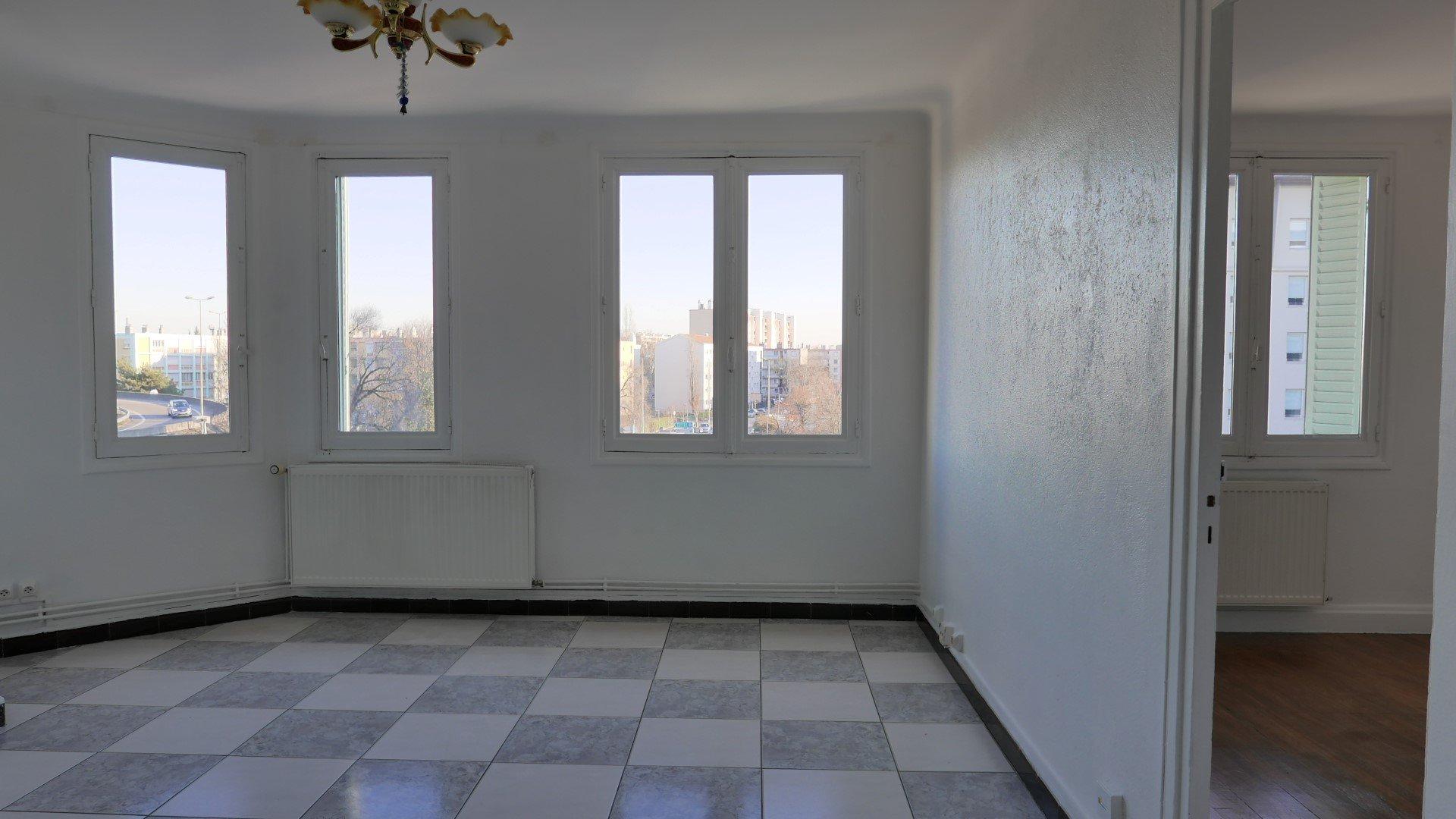 Achat Appartement, Surface de 56.2 m², 3 pièces, Villeurbanne (69100)