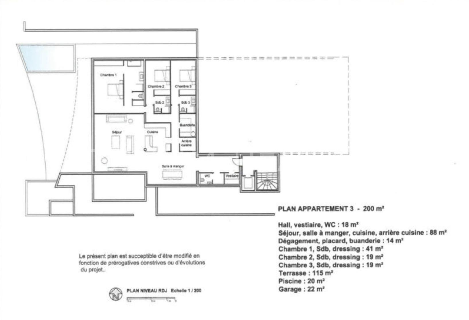 Plan Ou Photo Pool House Pour Piscine saint raphael apartment 200m2 panoramic sea view 3 bedrooms