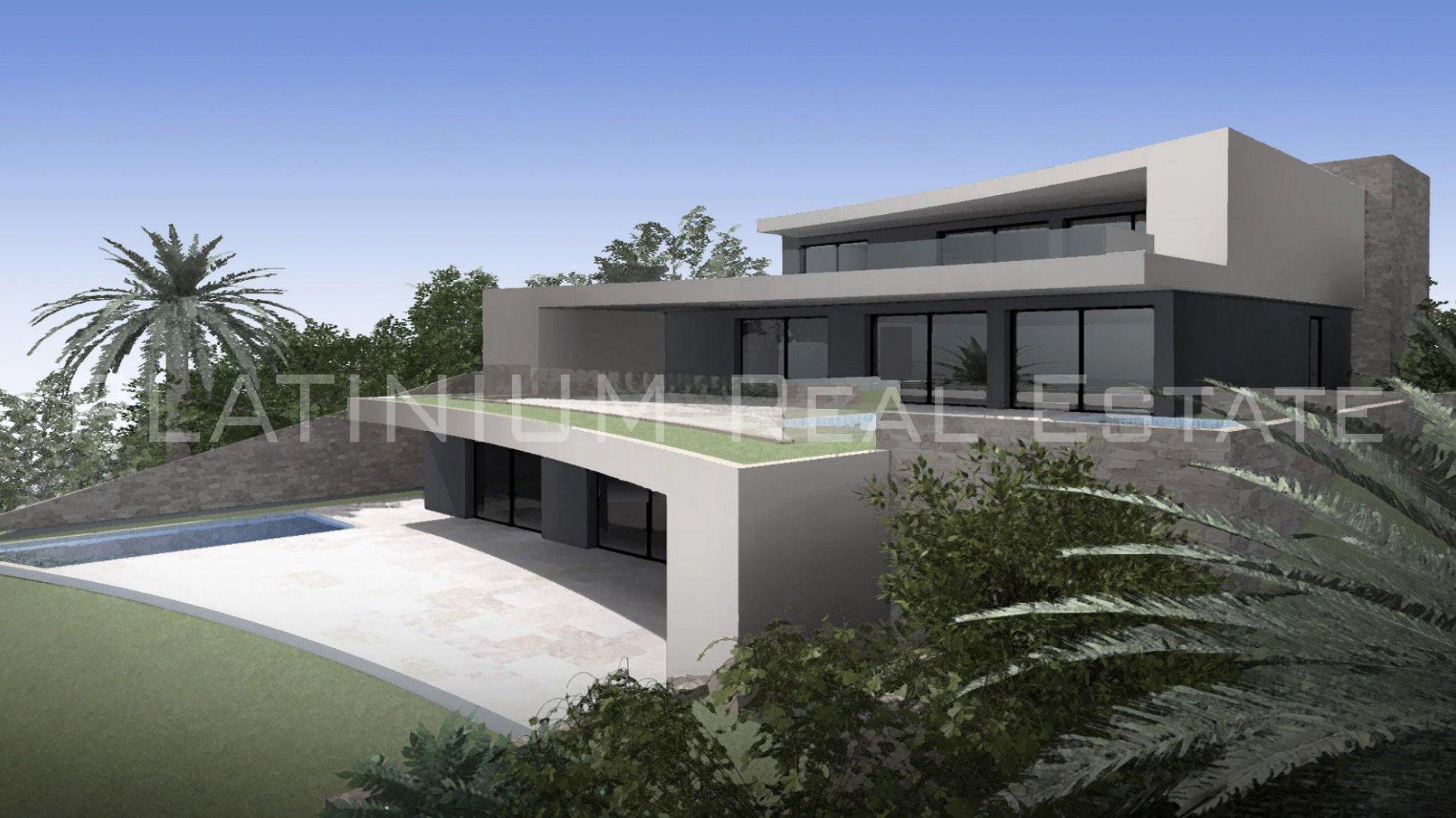 SAINT RAPHAEL - 4 / 5P 200m² + 115m² Terrace | Private Pool | GARAGE