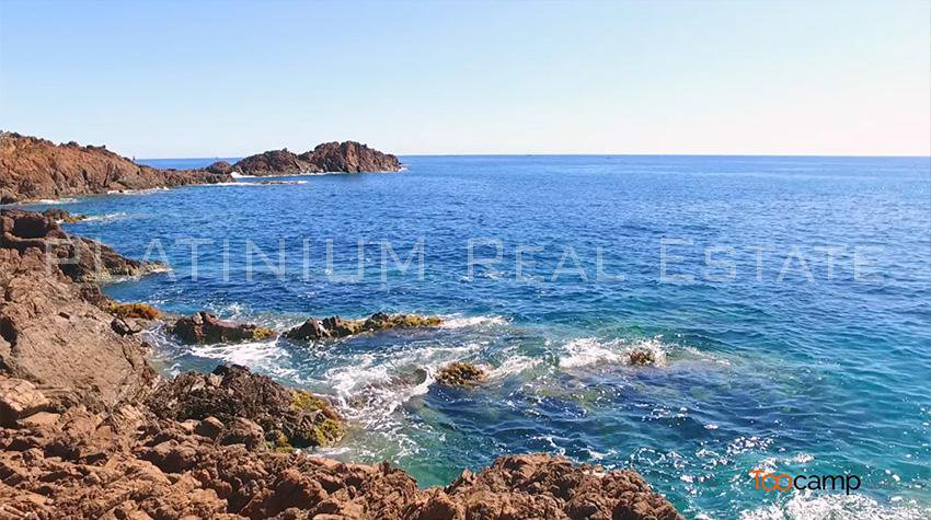 SAINT RAPHAEL Apartment 200m2 Panoramic sea view 3 bedrooms 85m2 Terrace Private pool