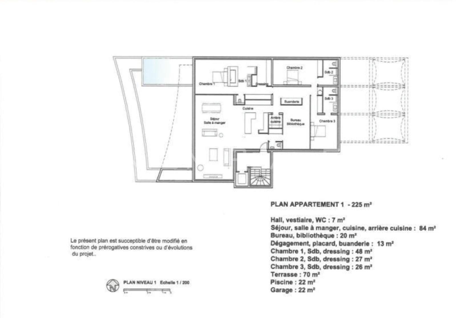 Plan Ou Photo Pool House Pour Piscine saint raphael apartment penthouse 225m2 panoramic sea view 3