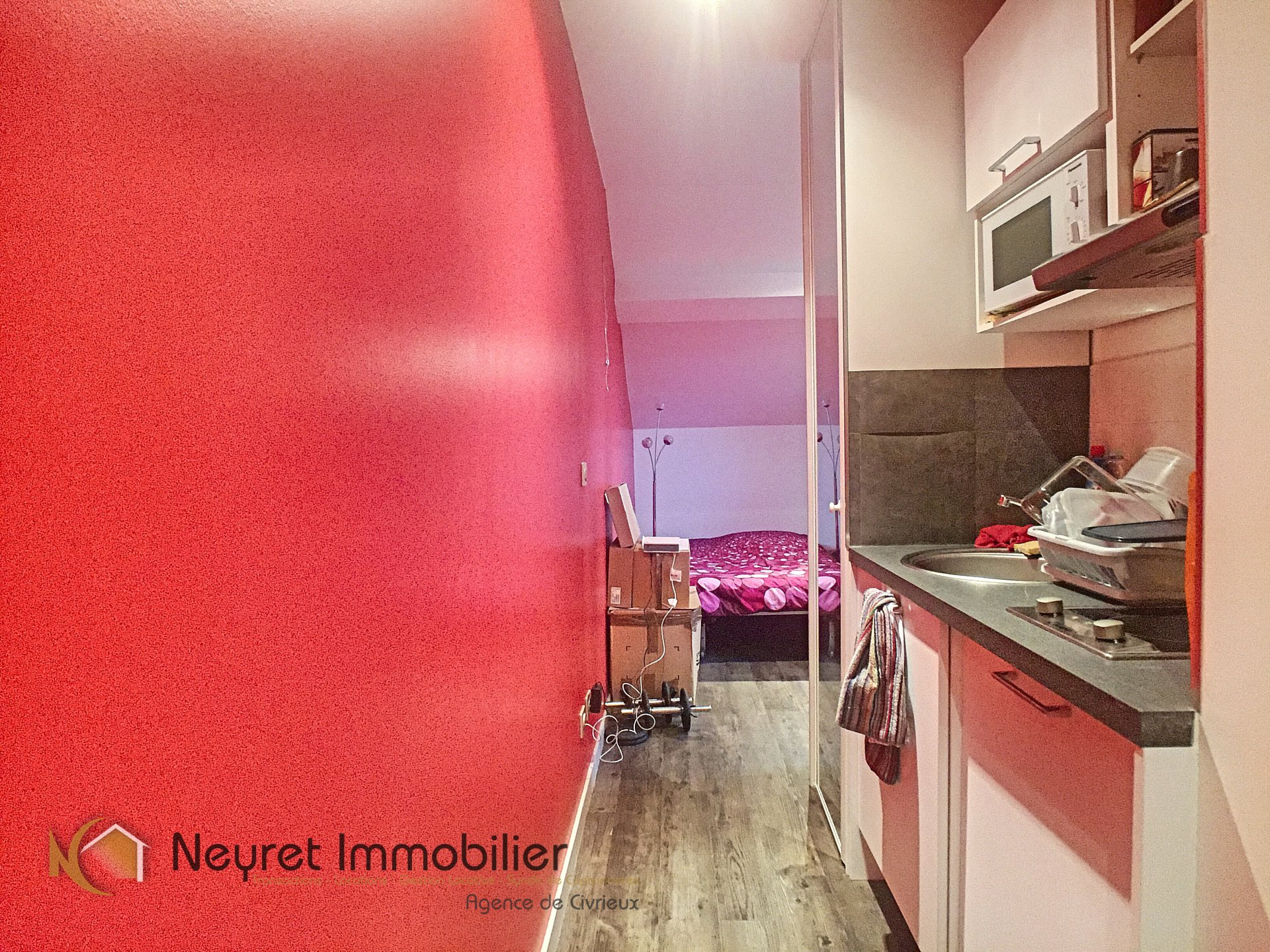 Ecully Studio meublé