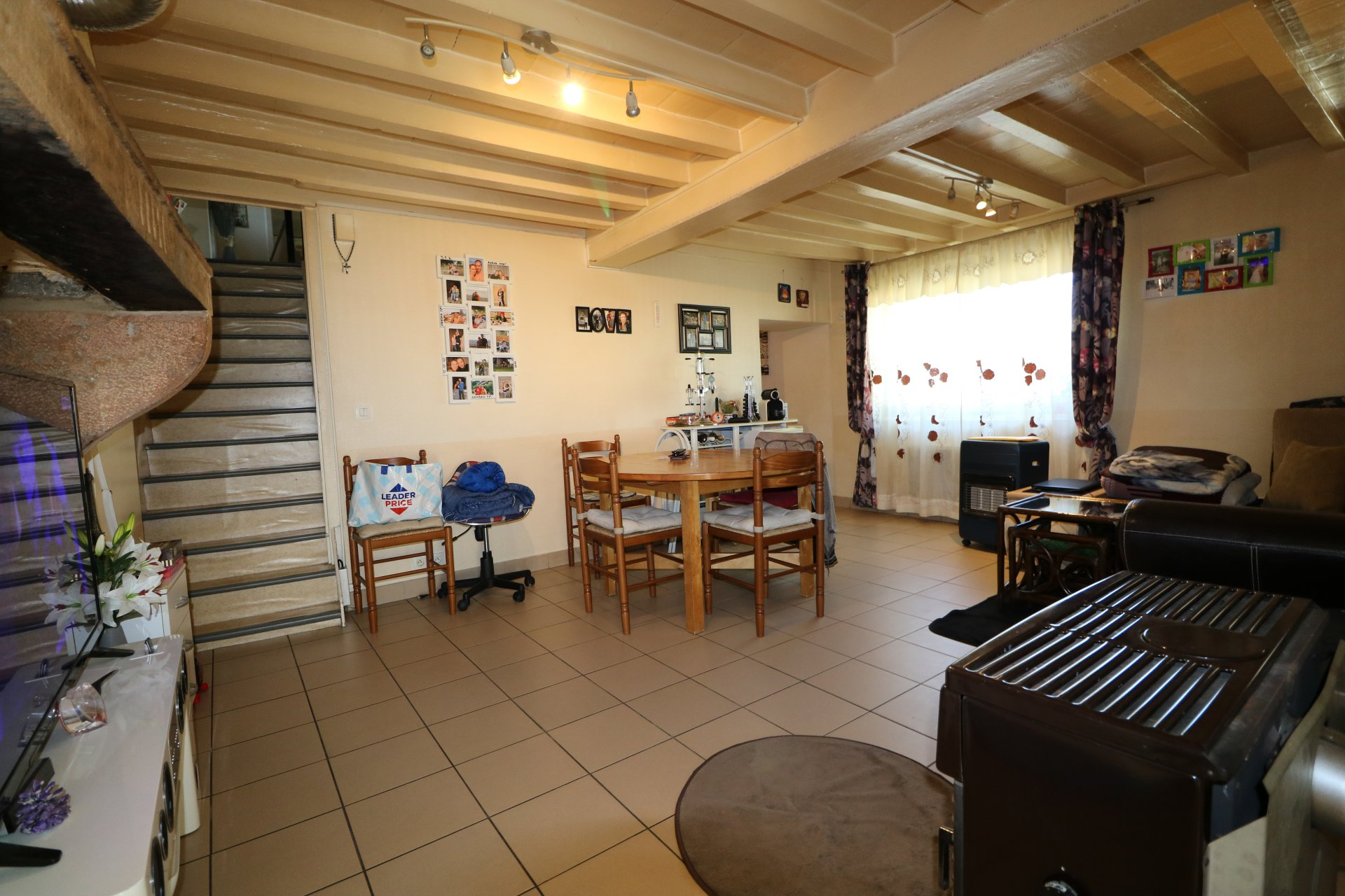 Maison T4 84 m² avec petit terrain