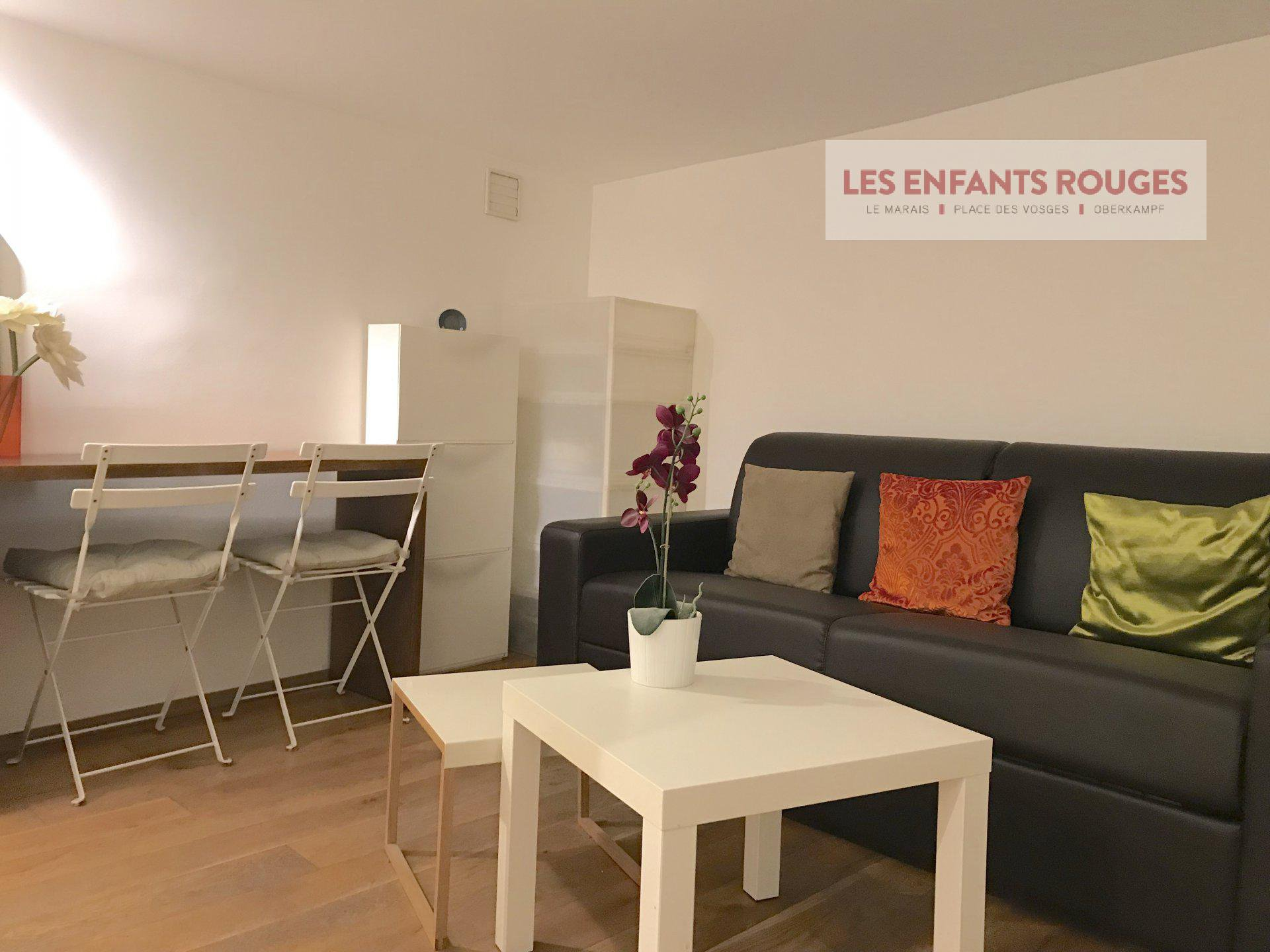 Rental Apartment - Paris 3rd (Paris 3ème)
