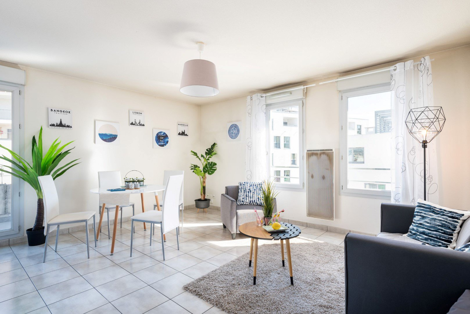 Achat Appartement Surface de 66 m², 2 pièces, Lyon 7ème (69007)