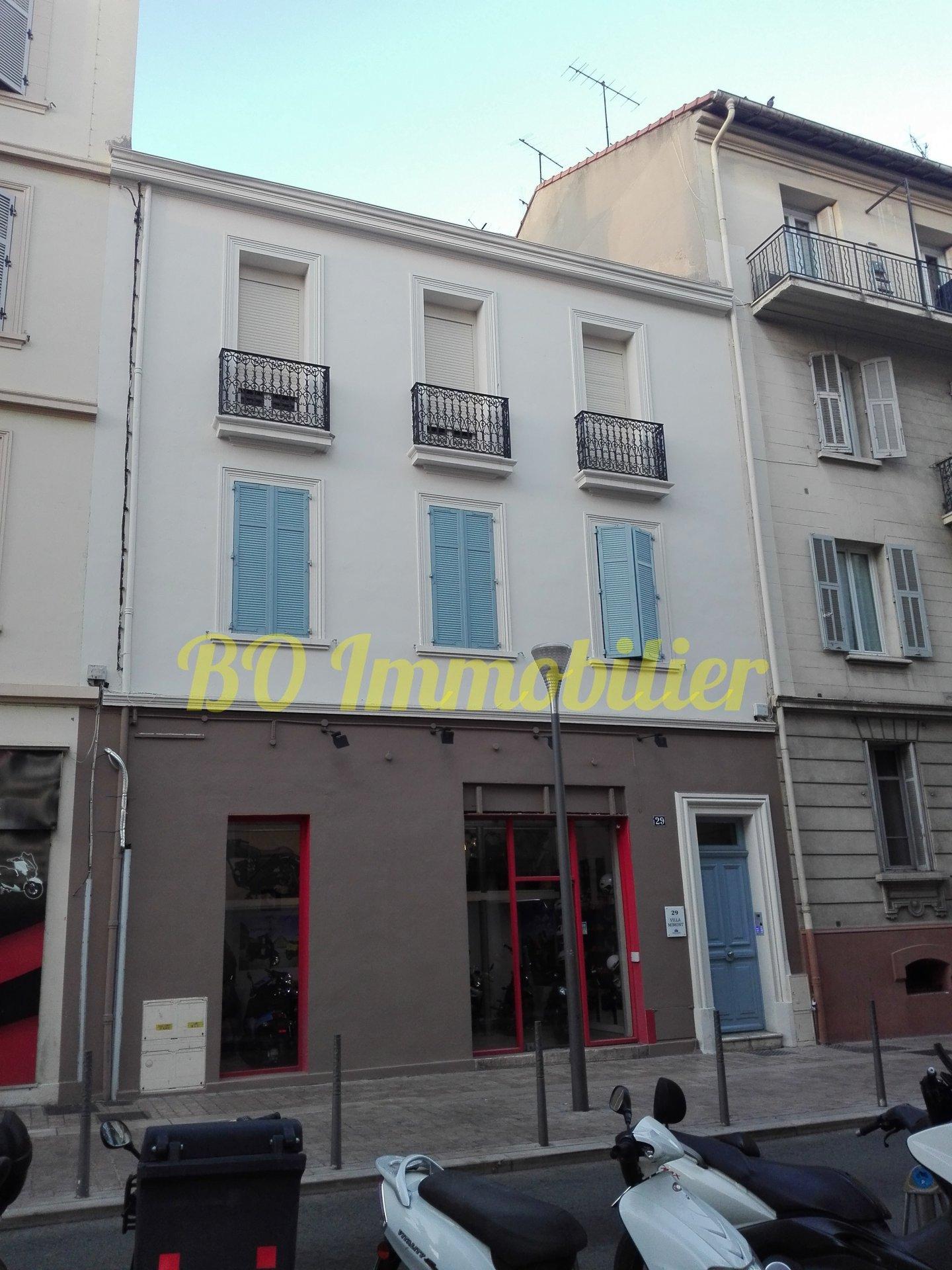 Appartement 2p Meublé en Duplex + BALCON