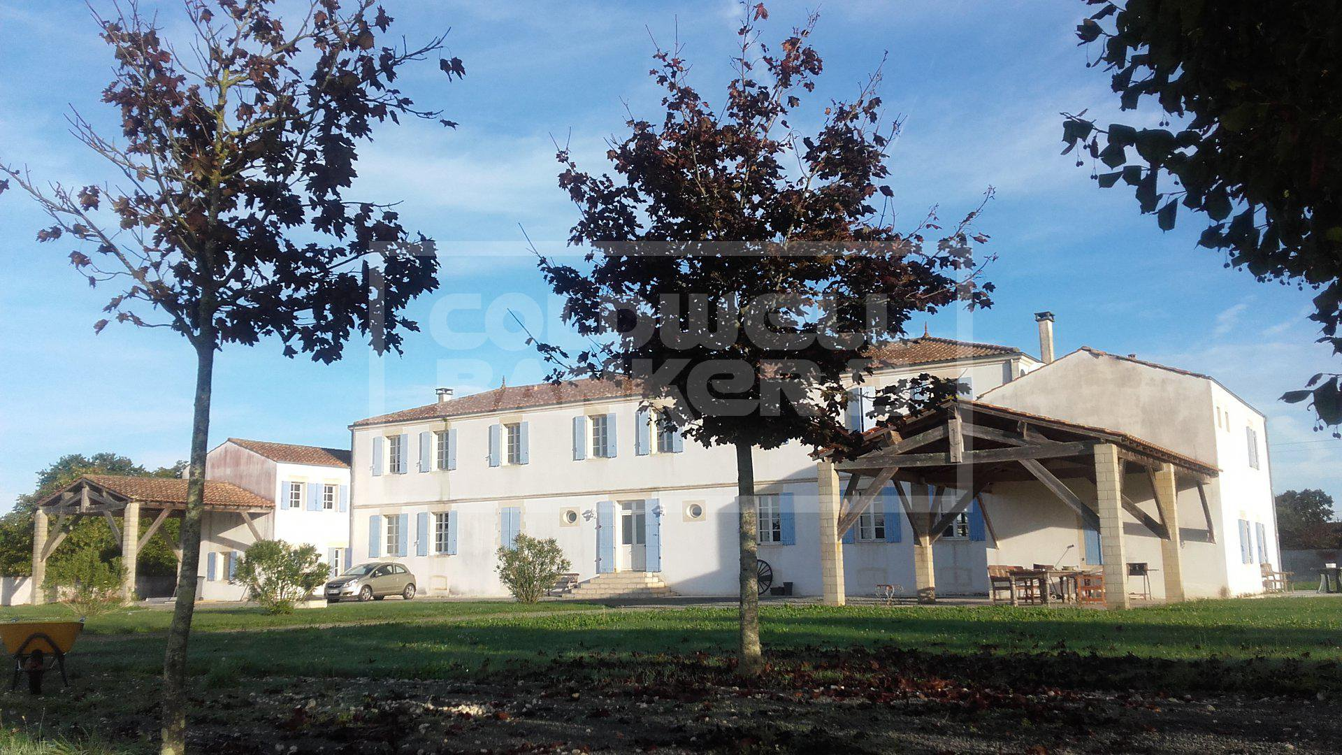 House and  Gîte Complex for Sale - Charente Maritime