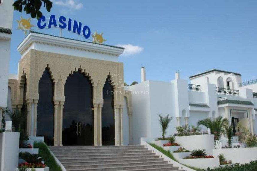CASINO - PORT EL KANTAOUI - TUNISIE