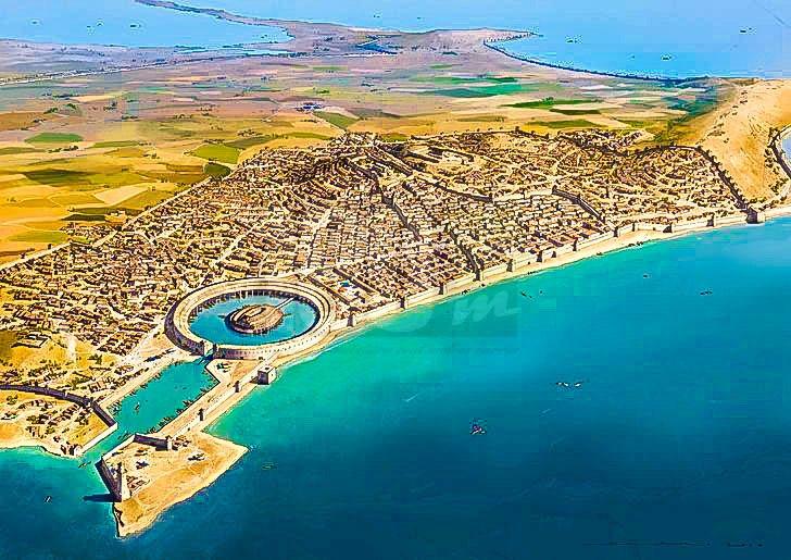 Vente terrain constructible à Carthage Présidence
