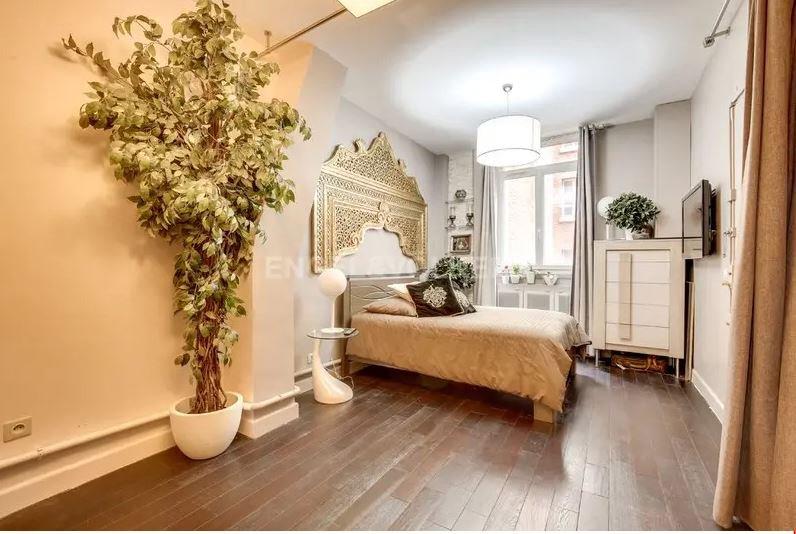 Porte d'auteuil, appartement 187m² vue verdure