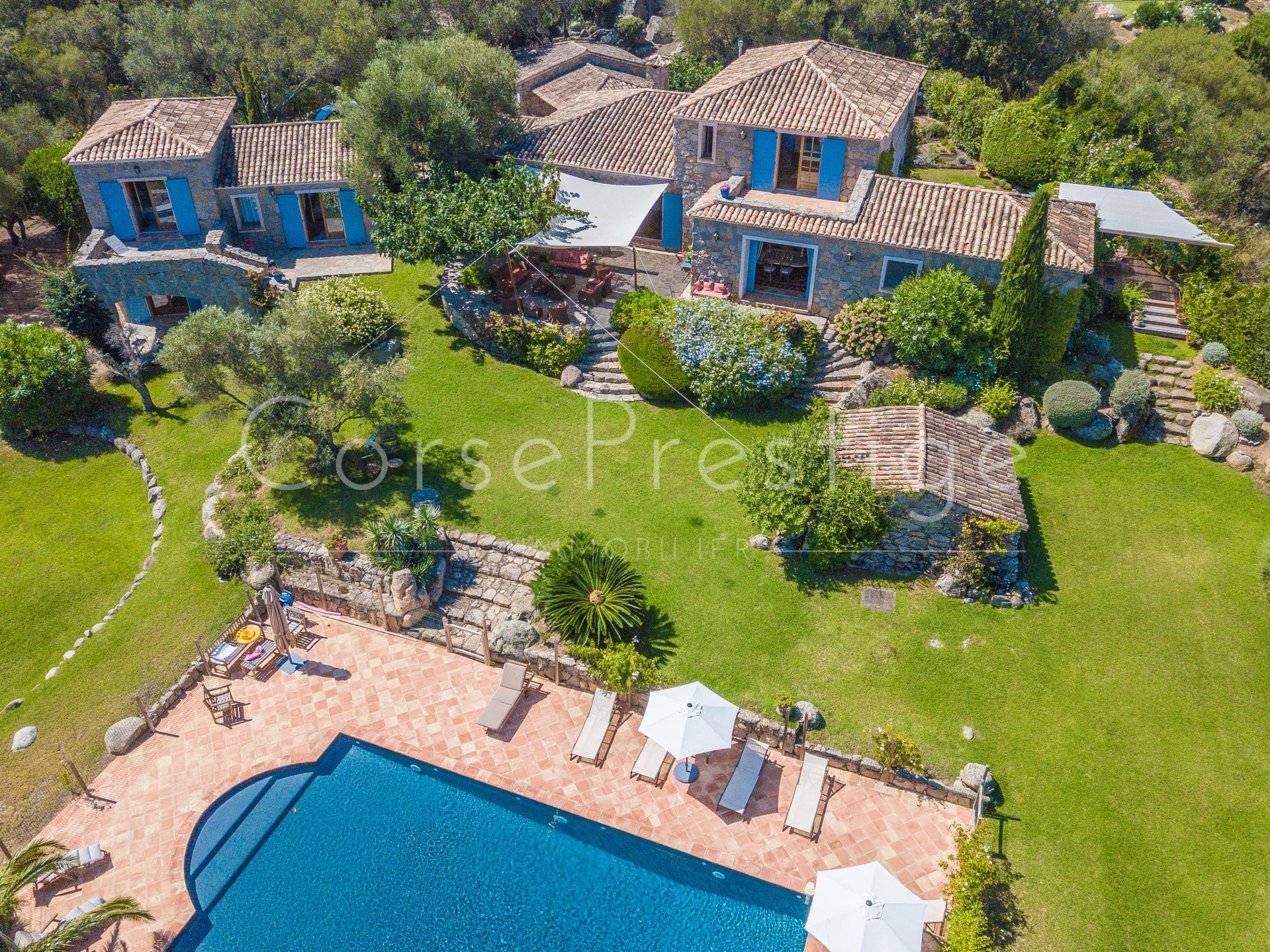 porto-vecchio charming property for sale facing pinarello image3