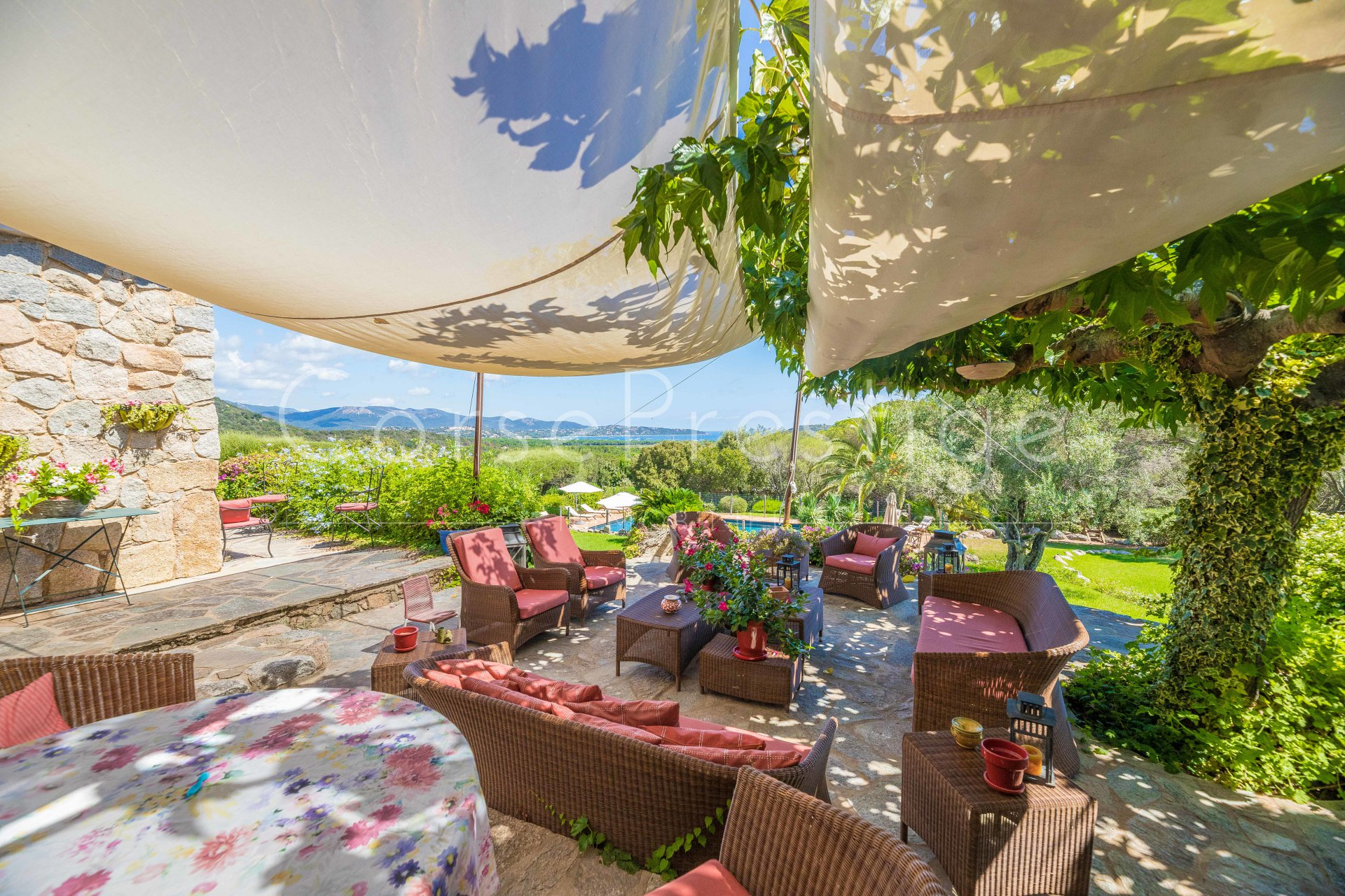 porto-vecchio charming property for sale facing pinarello image4