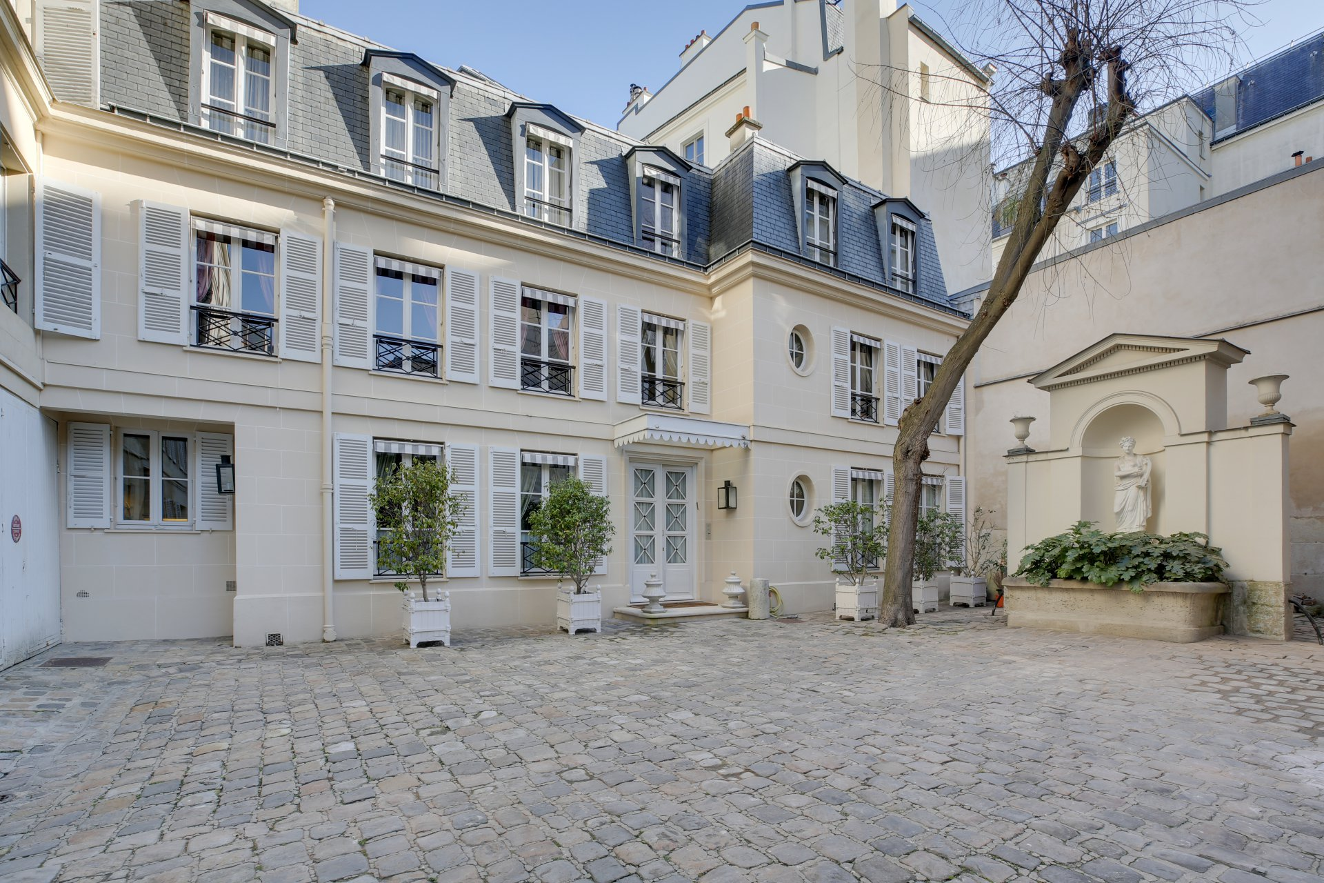 Palais Bourbon /Quartier des Ministères