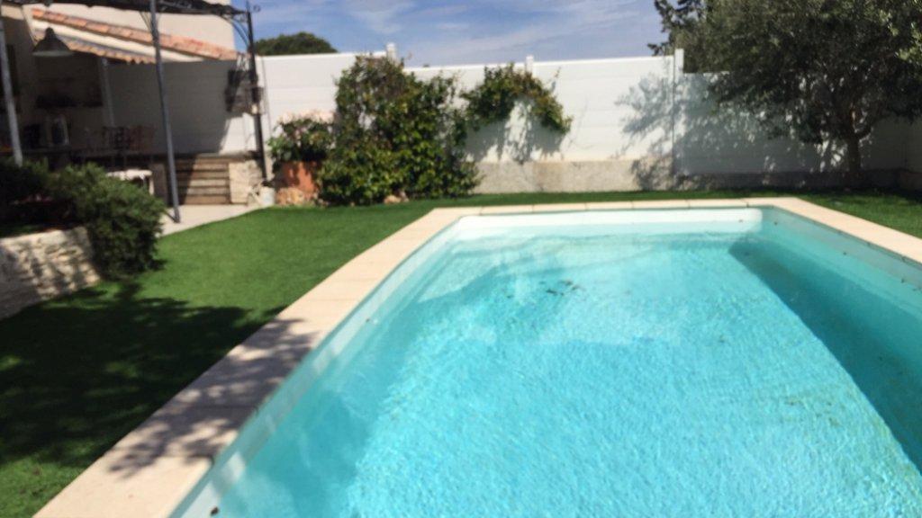 Villa med pool