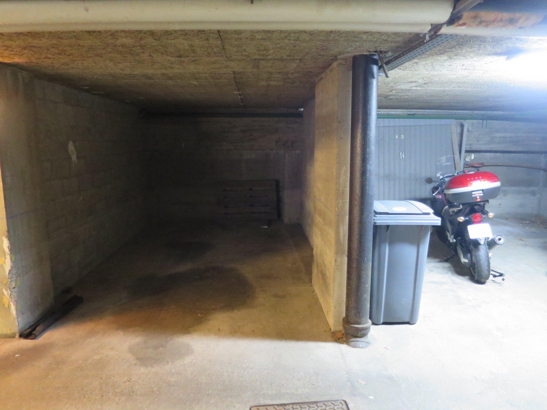garage en sous-sol 203 rue VENDOME