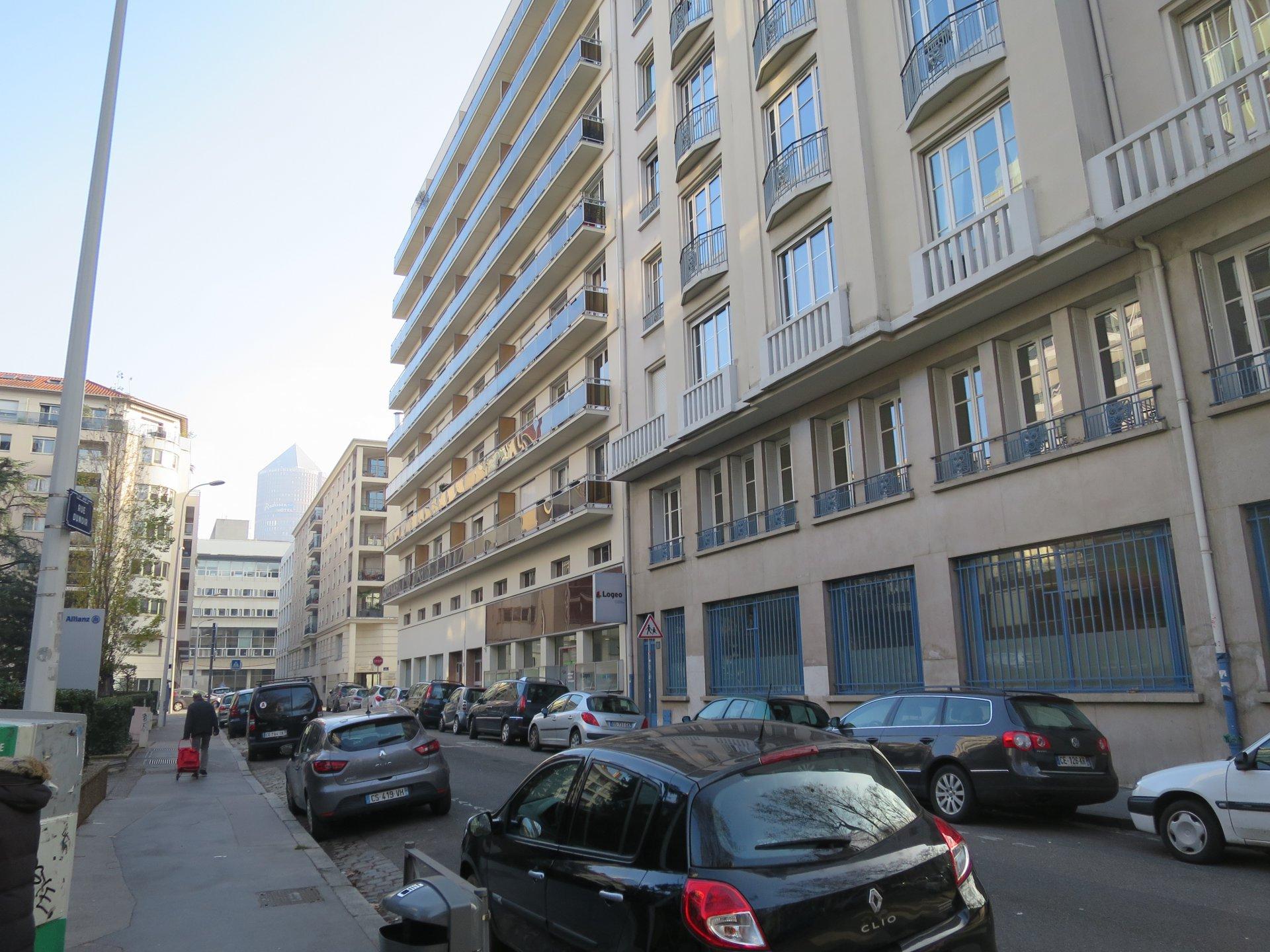 Rental Carpark - Lyon 6ème
