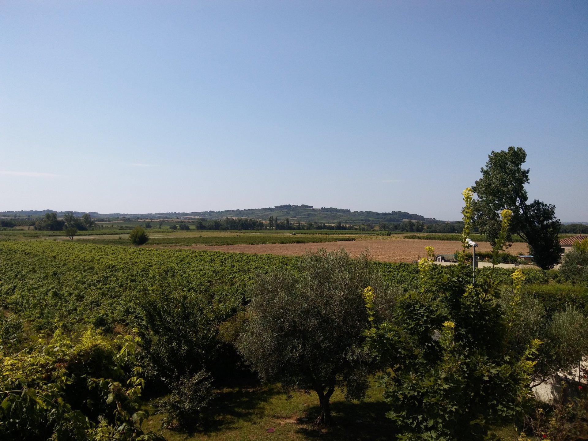 Villa avec jardin et belles vues