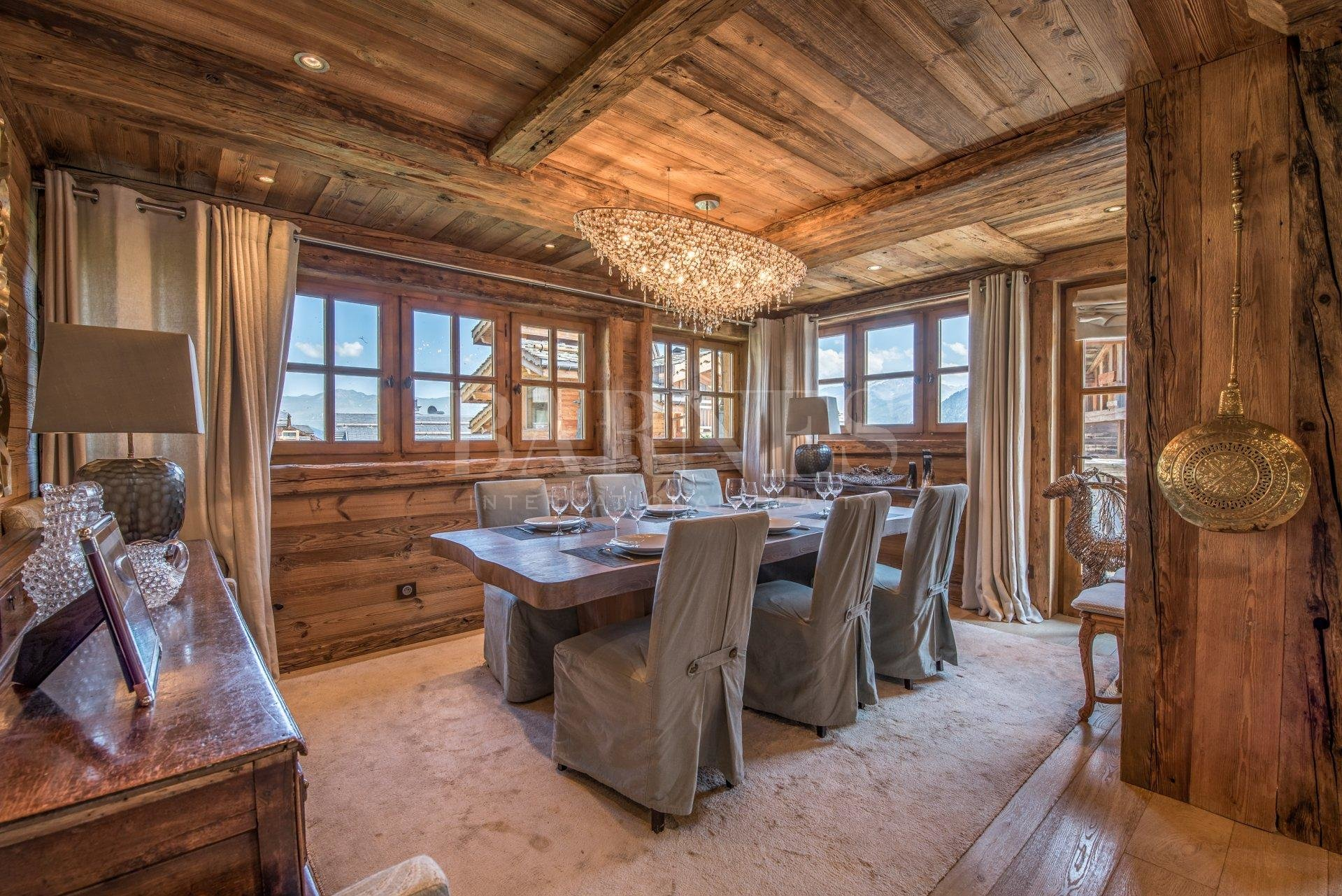 Cosy Mountain Chalet in a private hamlet