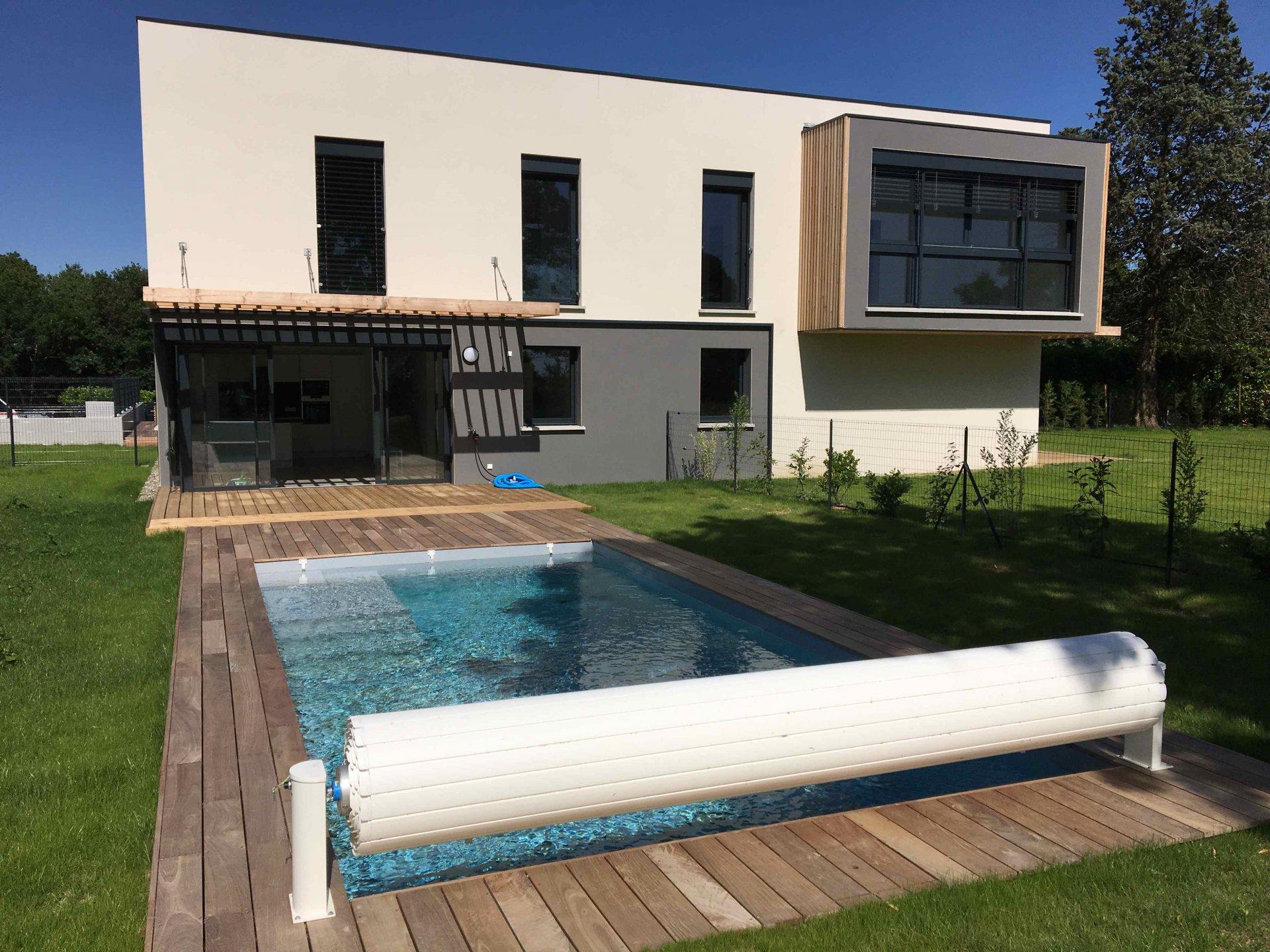 Vieille Toulouse, Villa de 93 m² avec piscine et garage