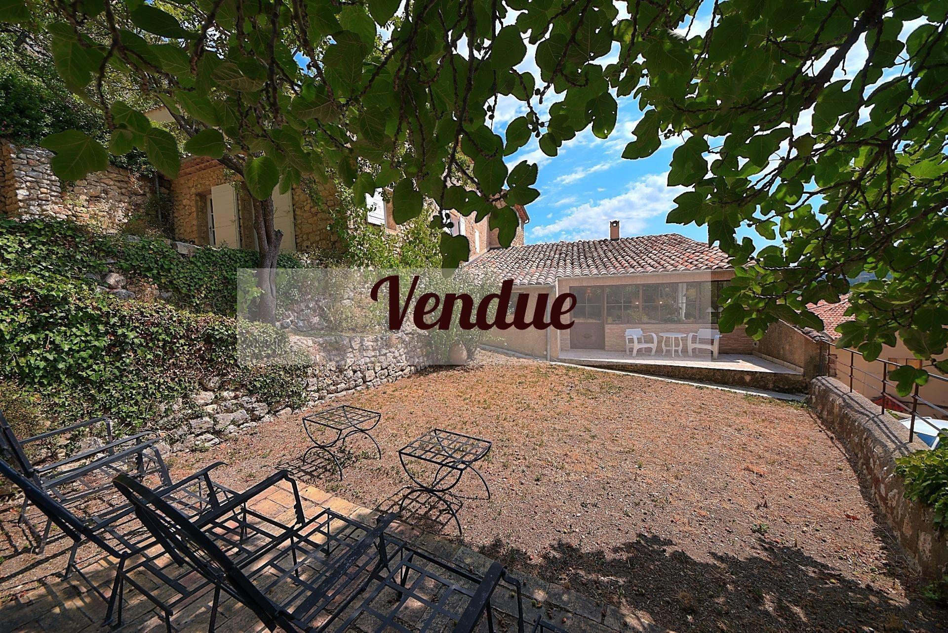 Achat Maison de village Moustiers-Sainte-Marie Provence