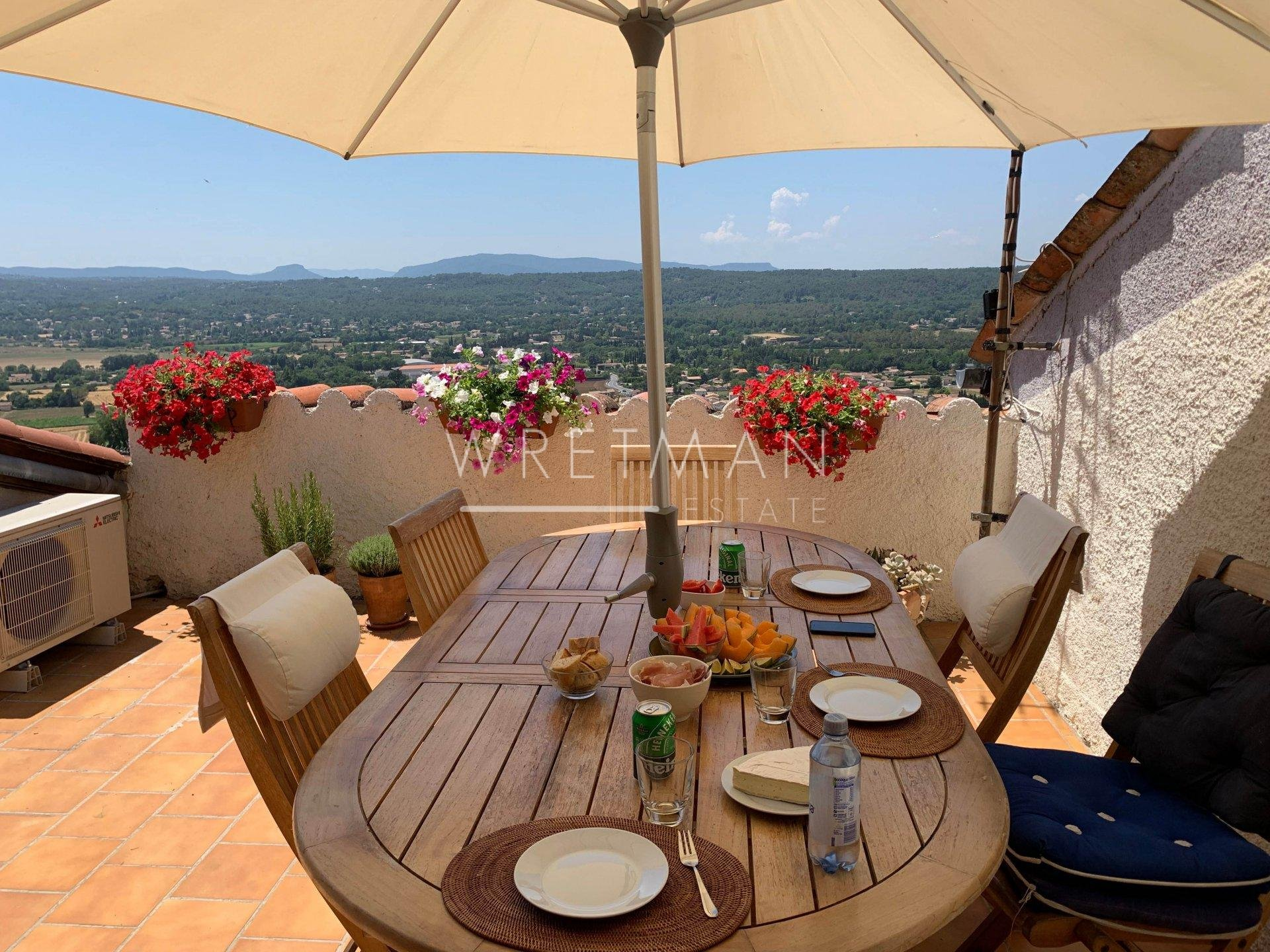 Charming apartment with view - Fayence